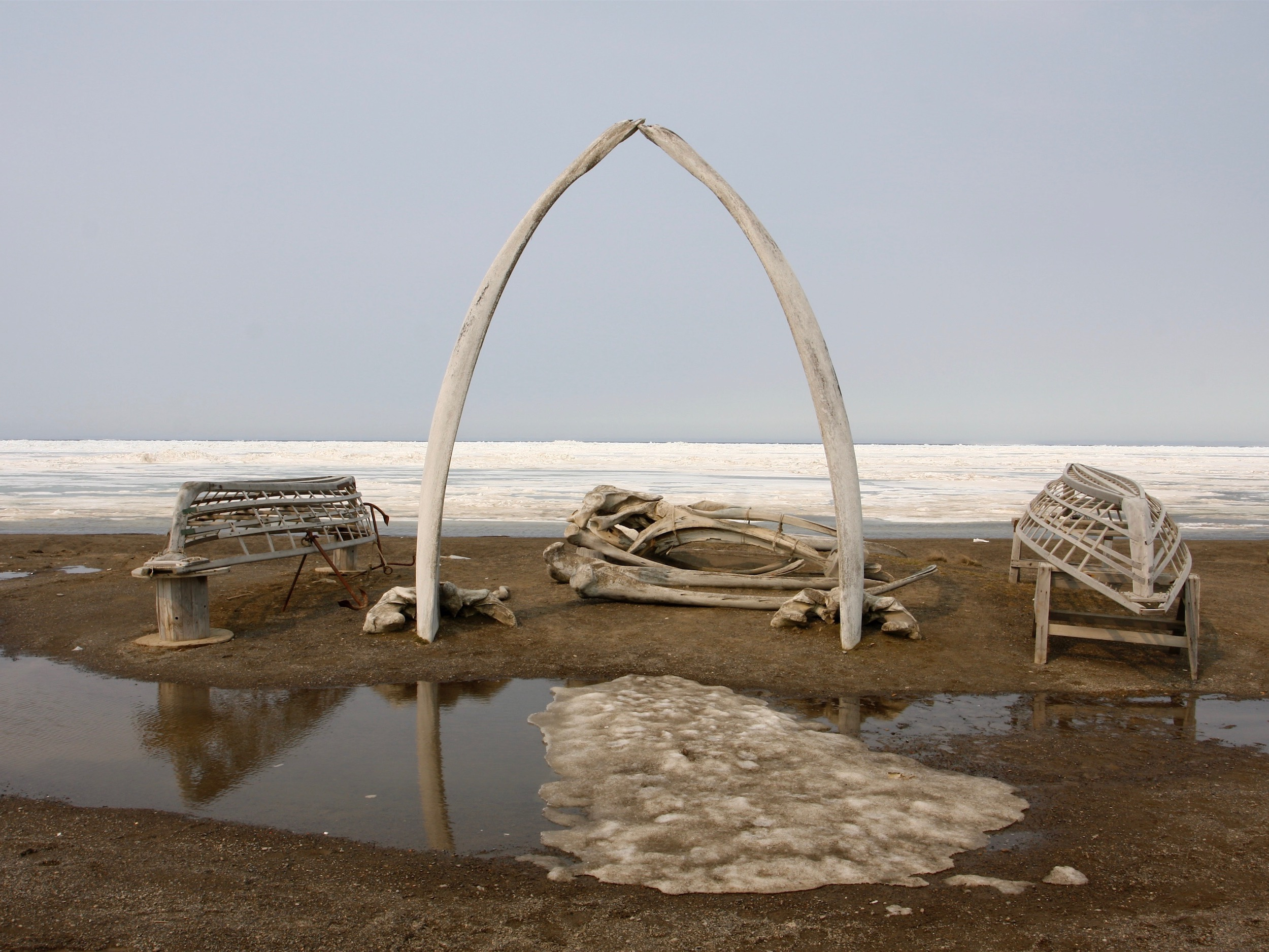 Obama cites Native subsistence needs in ban on offshore drilling
