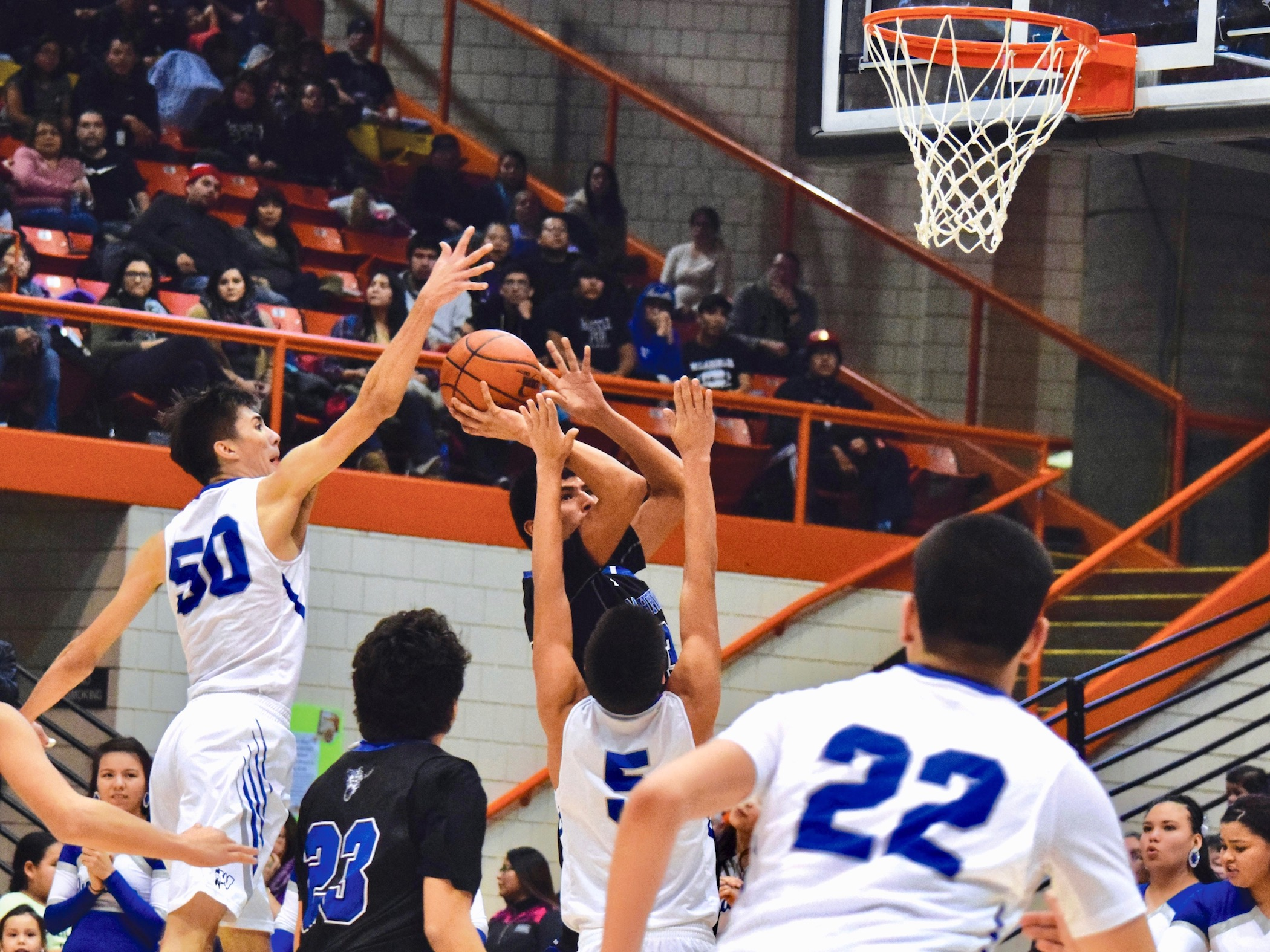 Native Sun News Today: Winnebago team sweeps Lakota Nation Invitational