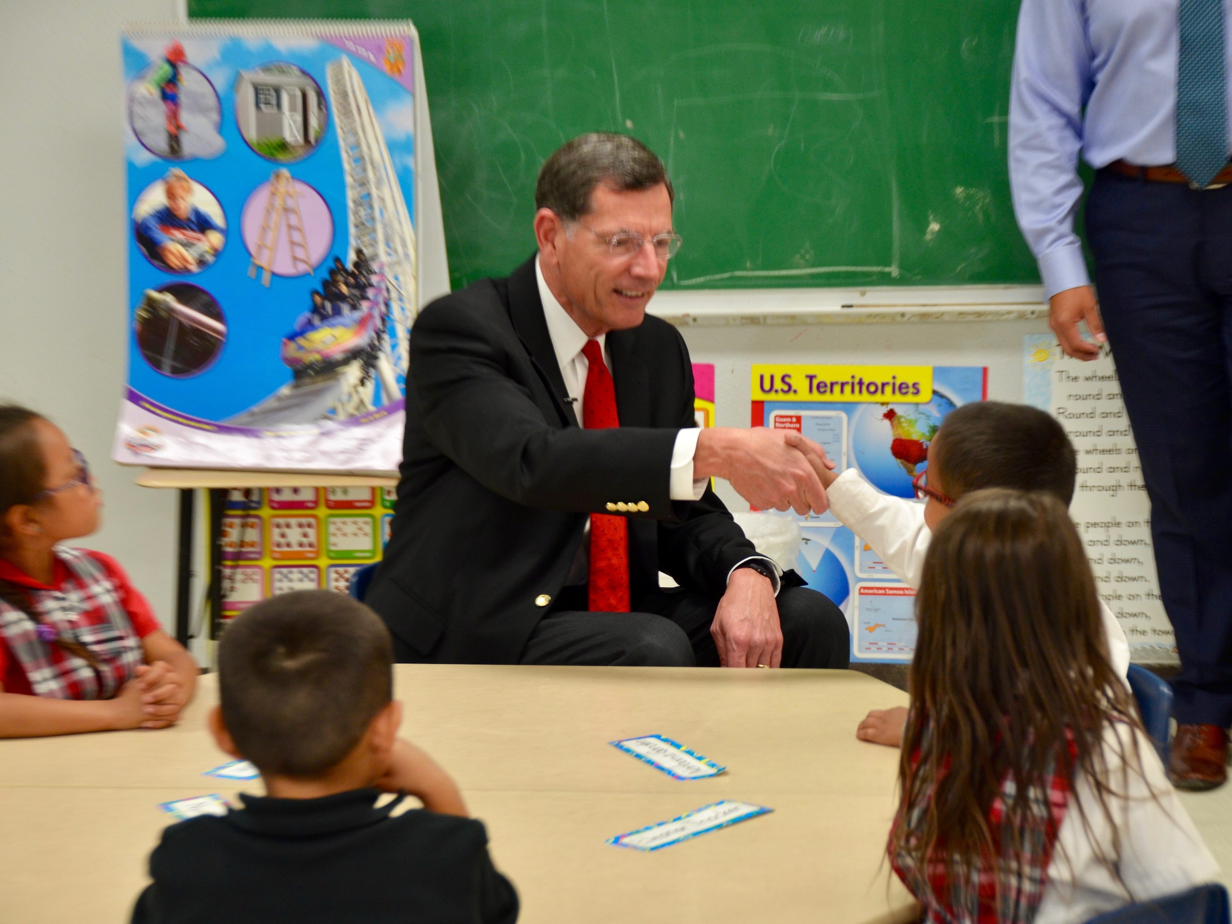 John Barrasso: Working together for better lives in Indian Country