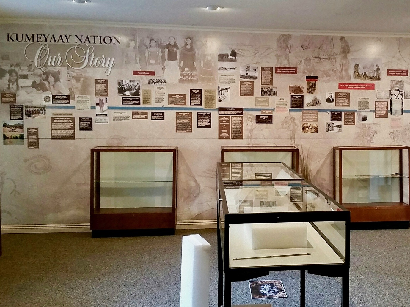 Sycuan Band unveils museum located at site of ancestral village