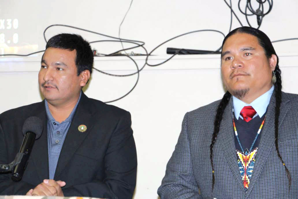 Native Sun News Today: Young leaders share concerns on talk show