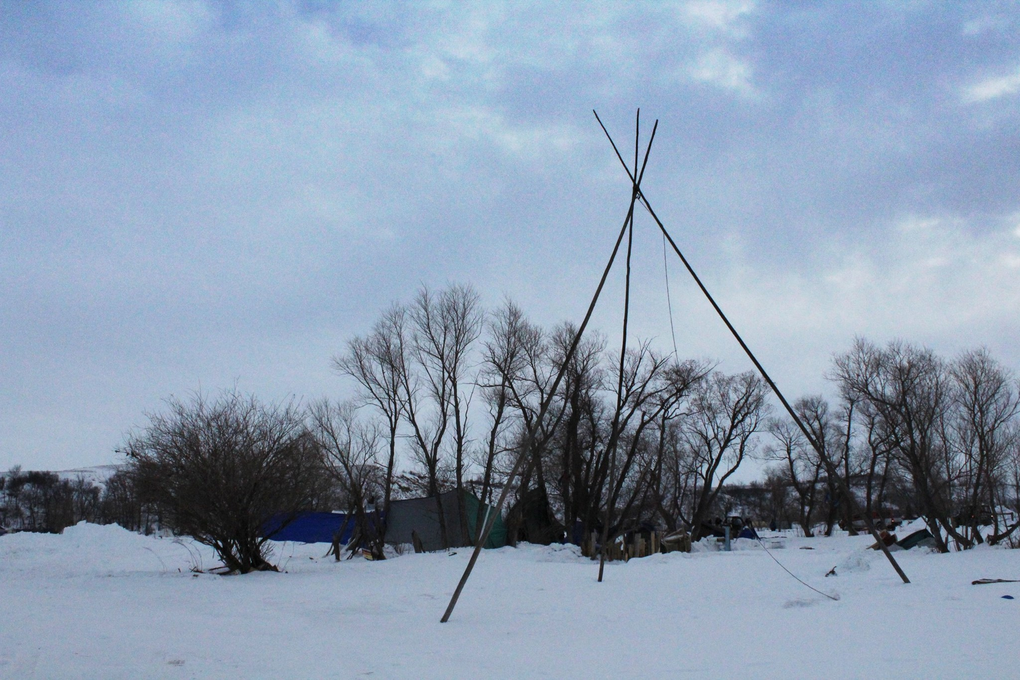 Kyle Powys Whyte: Why the Dakota Access Pipeline fight continues