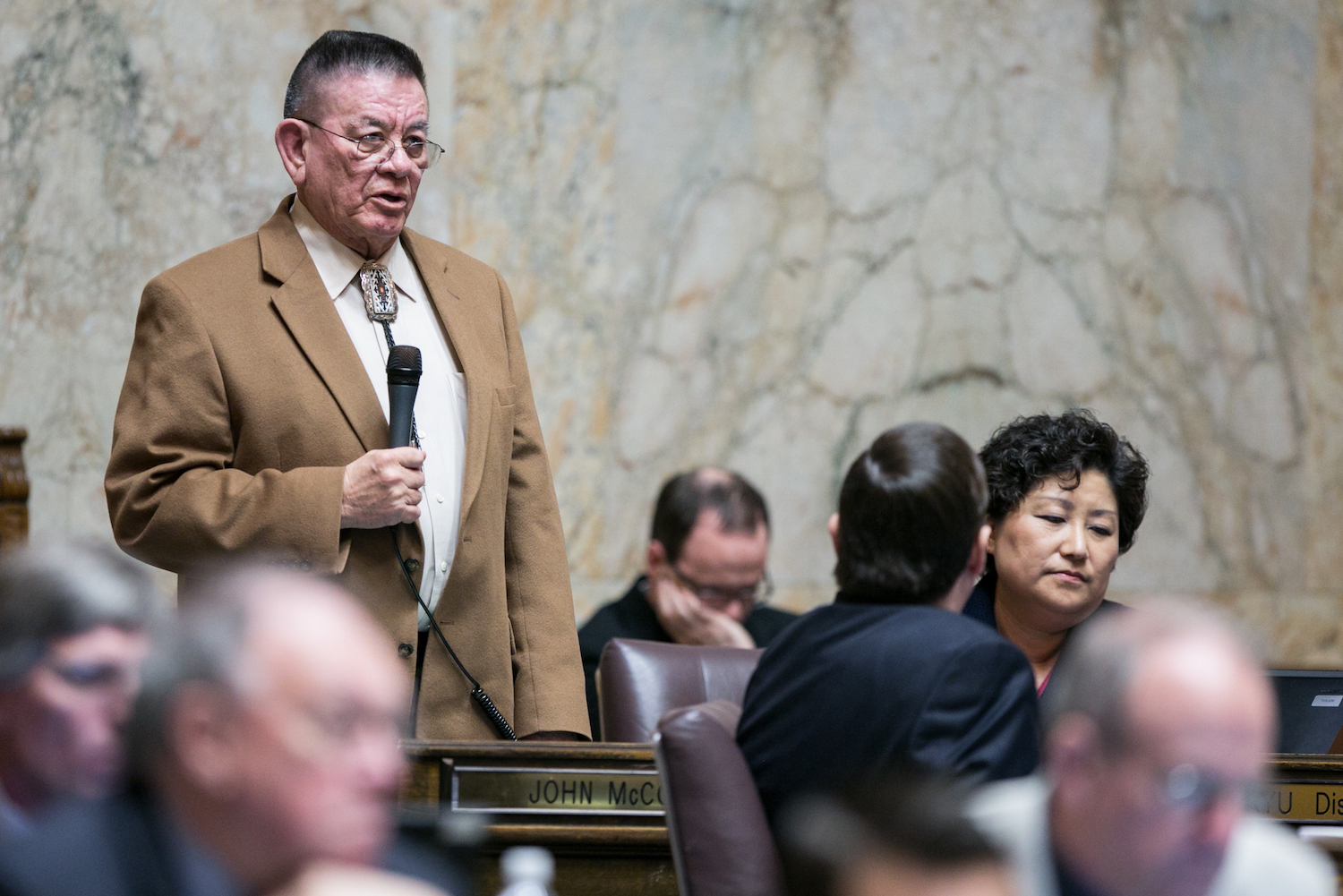 Mark Trahant: Native lawmakers make history with leadership roles
