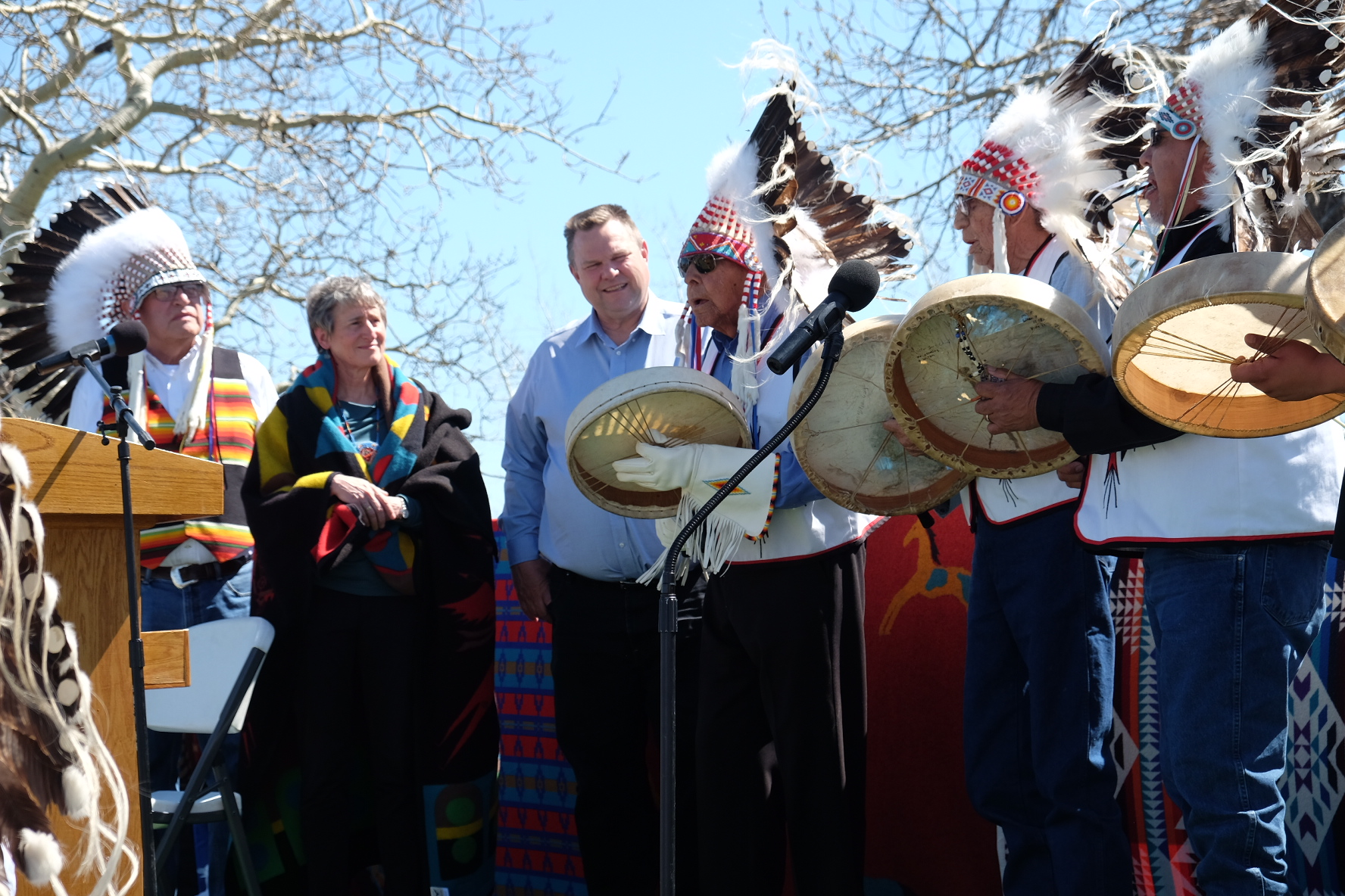 Interior Department cancels final leases on sacred Blackfeet Nation land