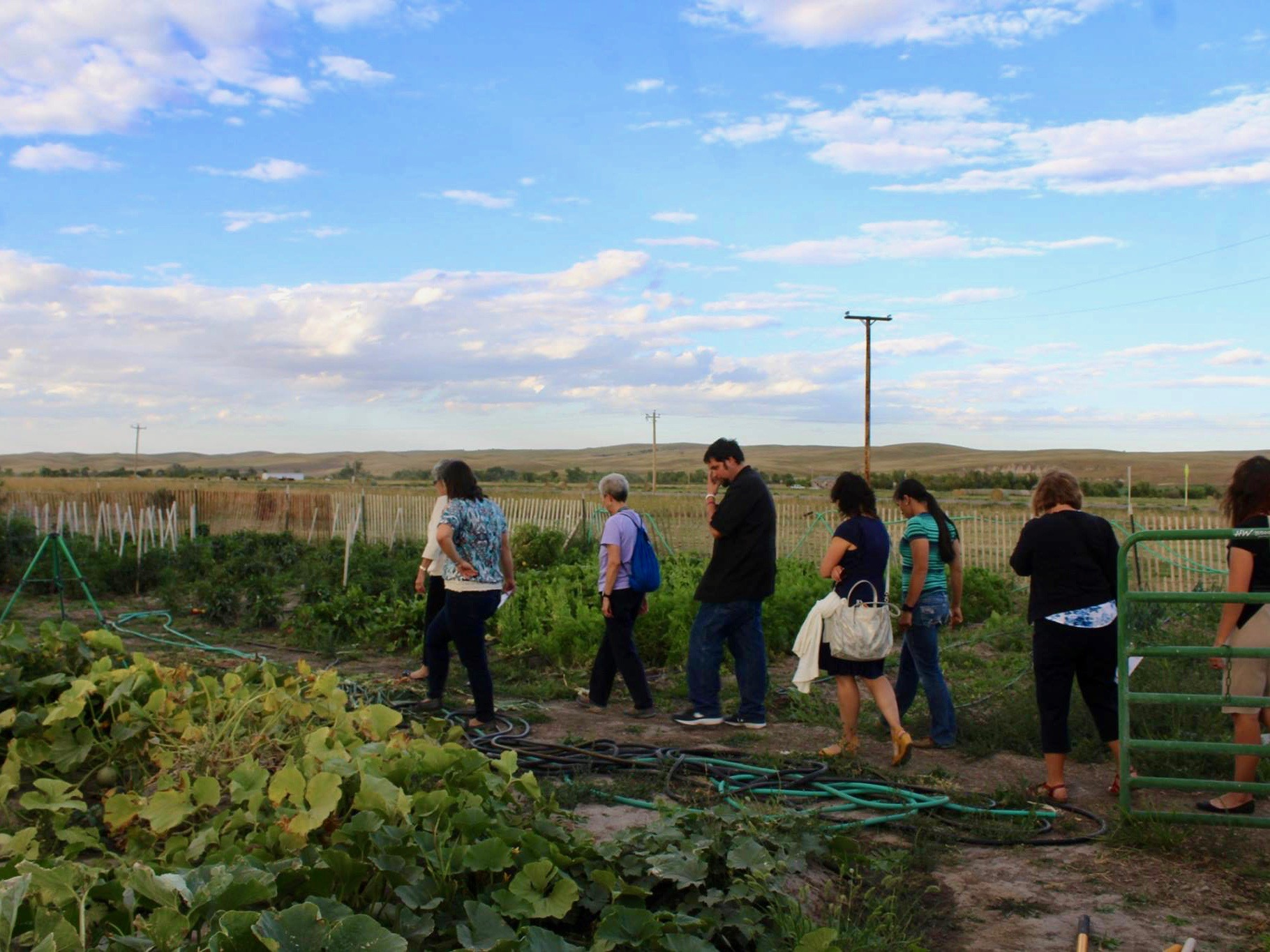Native Sun News Today: Nation building through food sovereignty