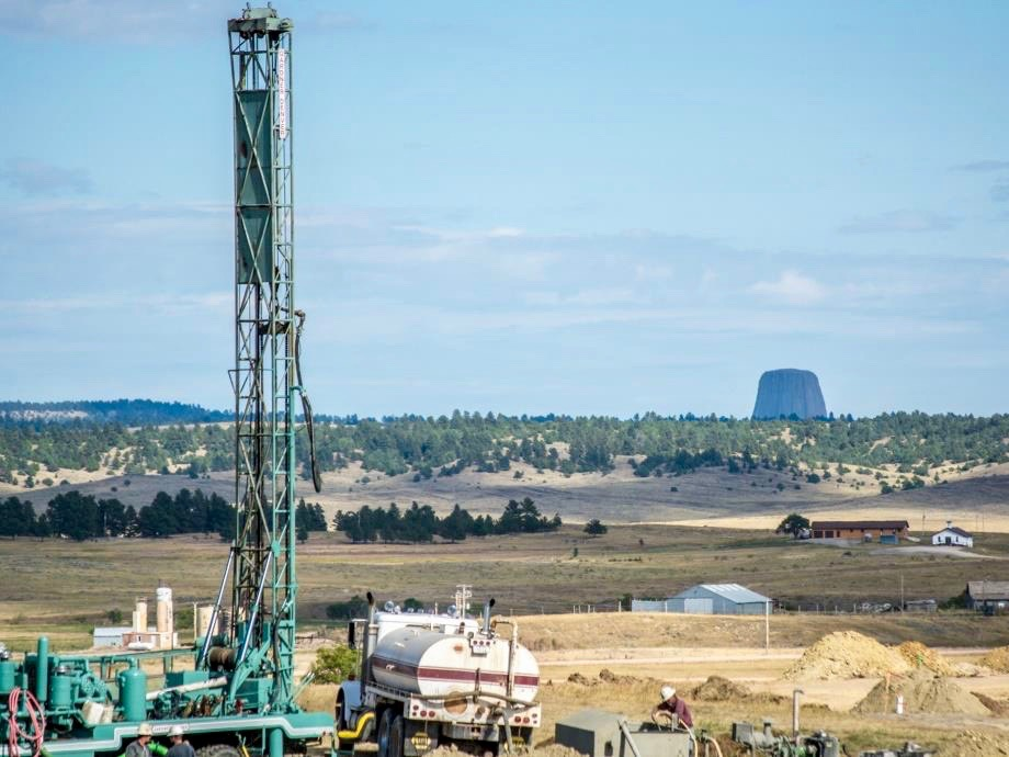 Native Sun News Today: Uranium expansion near sacred site in Wyoming put on hold
