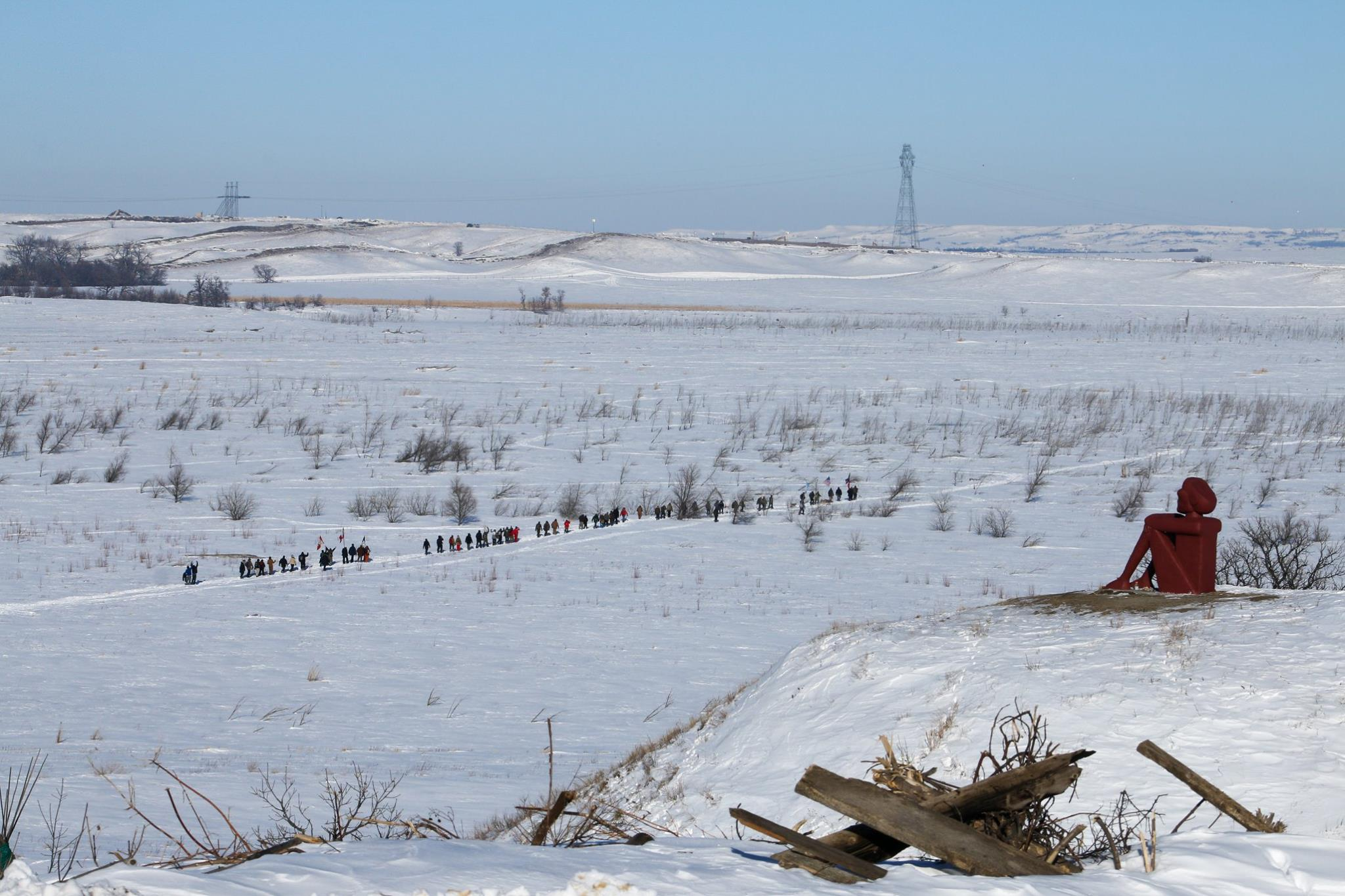 Standing Rock Sioux Tribe responds quickly to Dakota Access legal threat