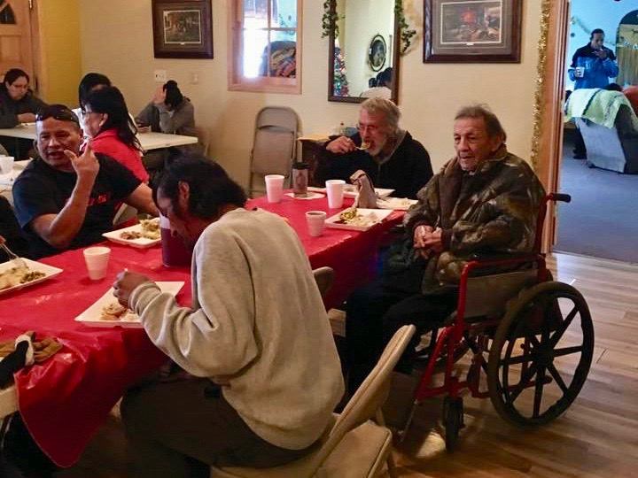 Lakota Country Times: Rosebud Sioux Tribe opens homeless shelter