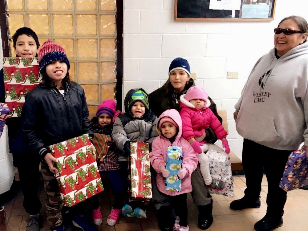 Vi Waln: Rosebud Sioux community steps up to help those in need