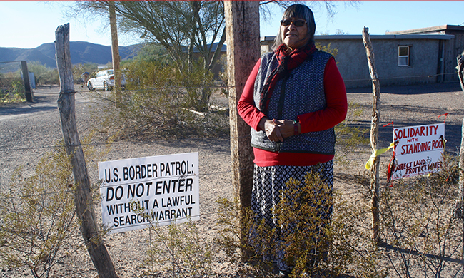 Tim Vanderpool: Tohono O'odham Nation wary of border activities