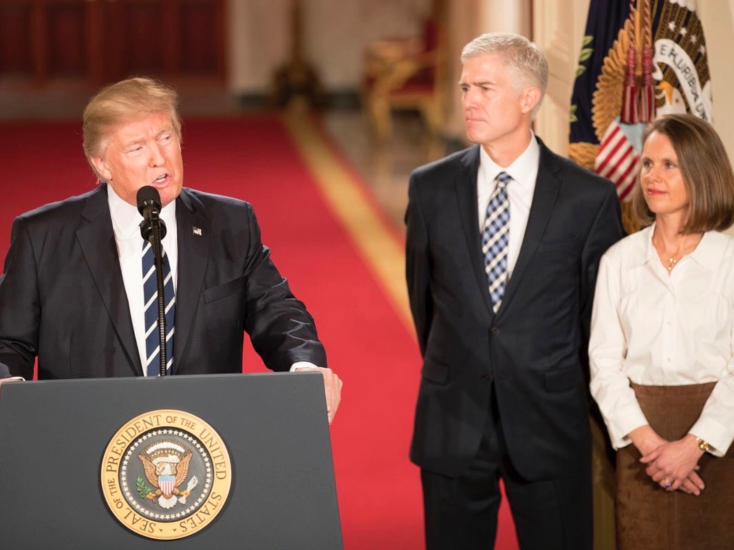 Donald Trump's Supreme Court nominee well versed in Indian law