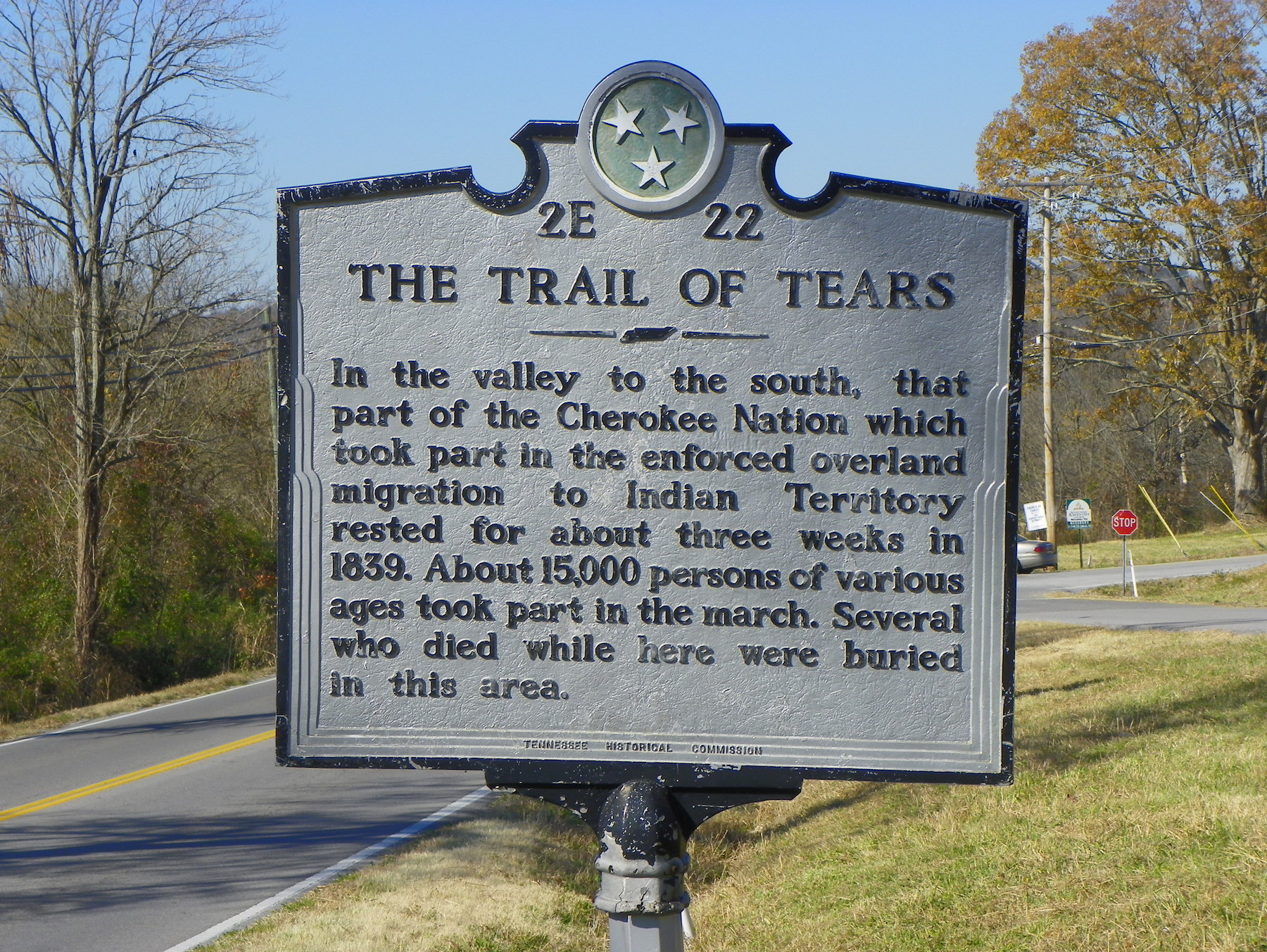 Albert Bender: Trail of Tears Walk commemorates forced removal of tribes