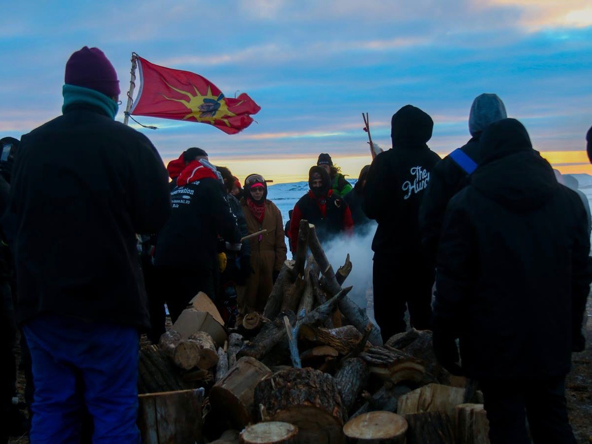 Ray Cook: Now's the time for all of us to stand down at Standing Rock