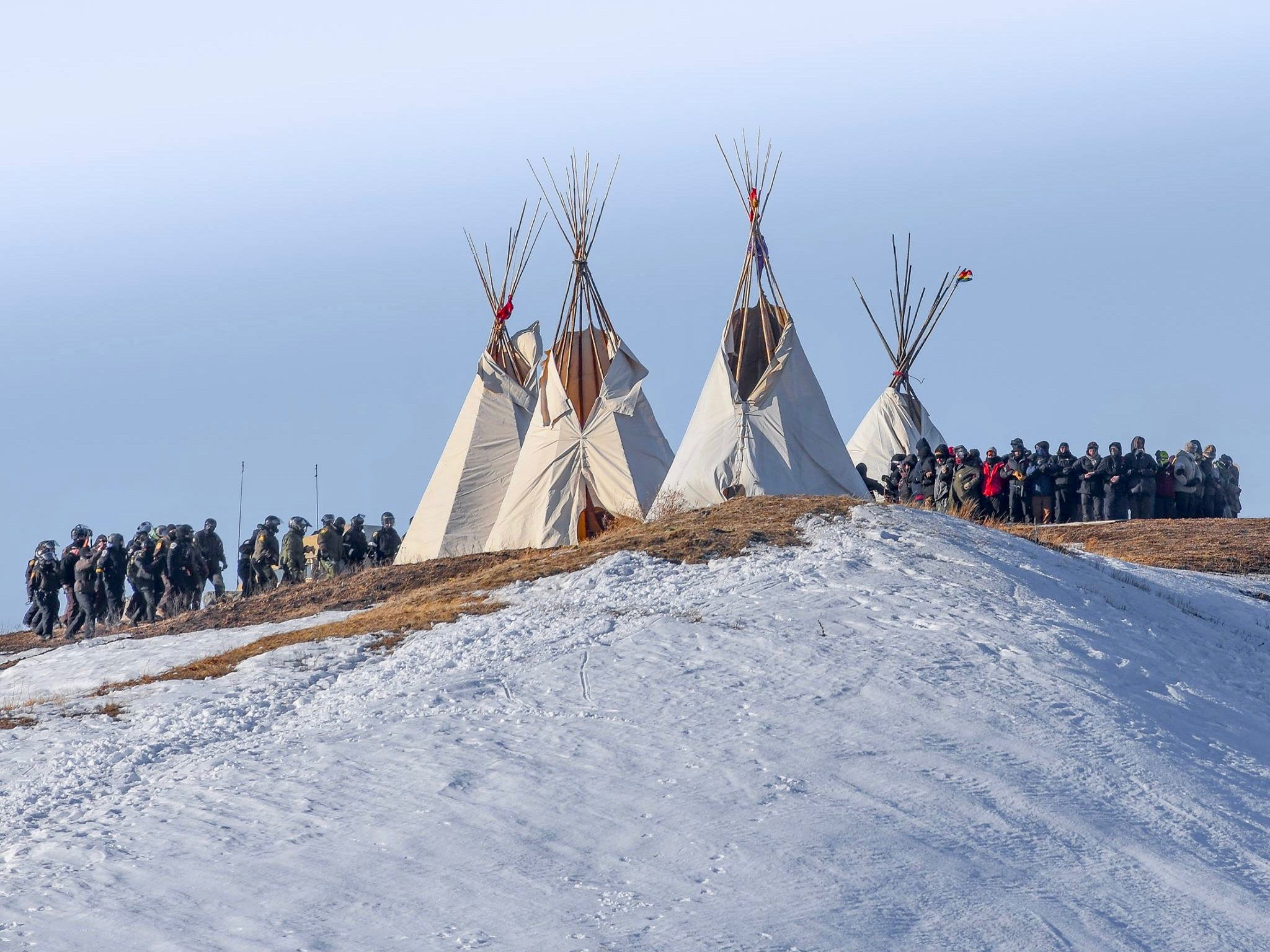 Dakota Access offers timeline as Trump administration finalizes decision on pipeline