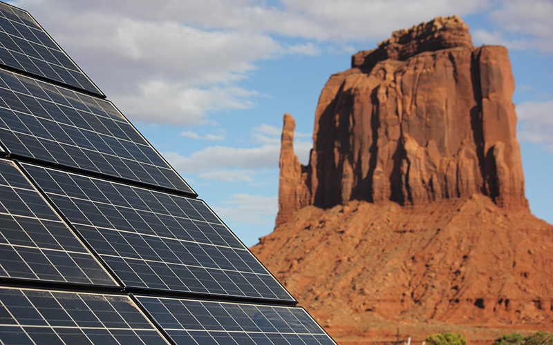 Cronkite News: Solar power brings light to homes on Navajo Nation