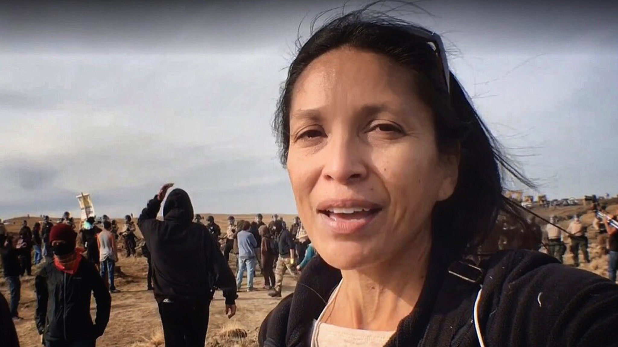 Tracy Loeffelholz Dunn: In defense of Native journalist Jenni Monet