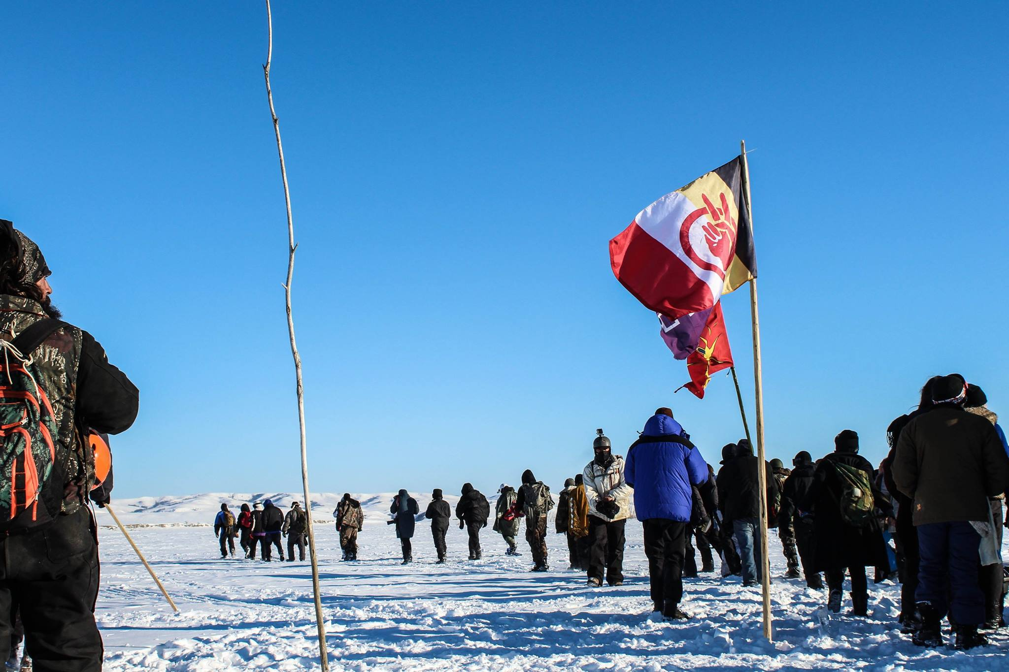 Key Dakota Access document from Army Corps wasn't filed in court