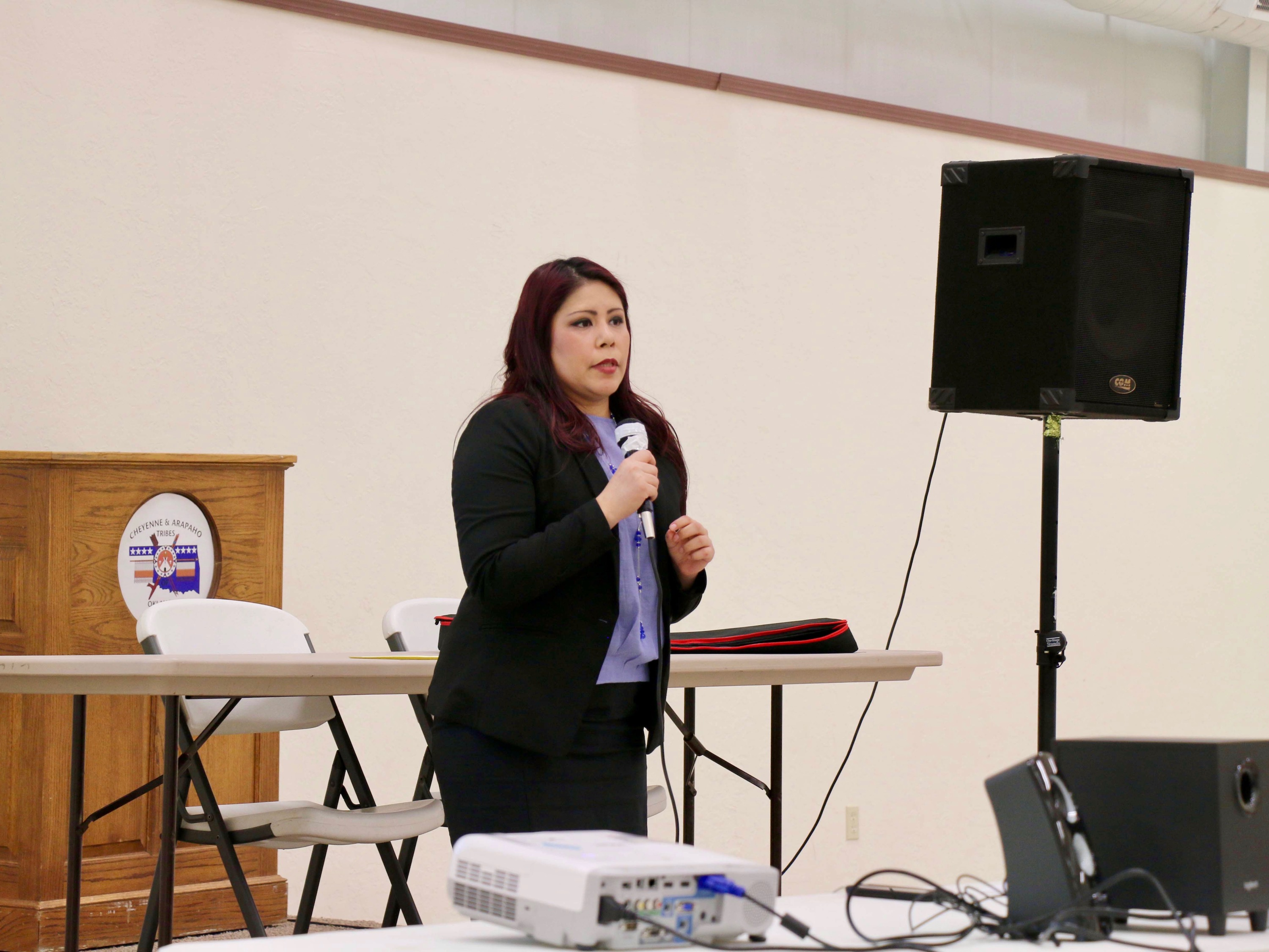 Cheyenne and Arapaho Tribal Tribune: Tribe joins Cobell buy-back efforts