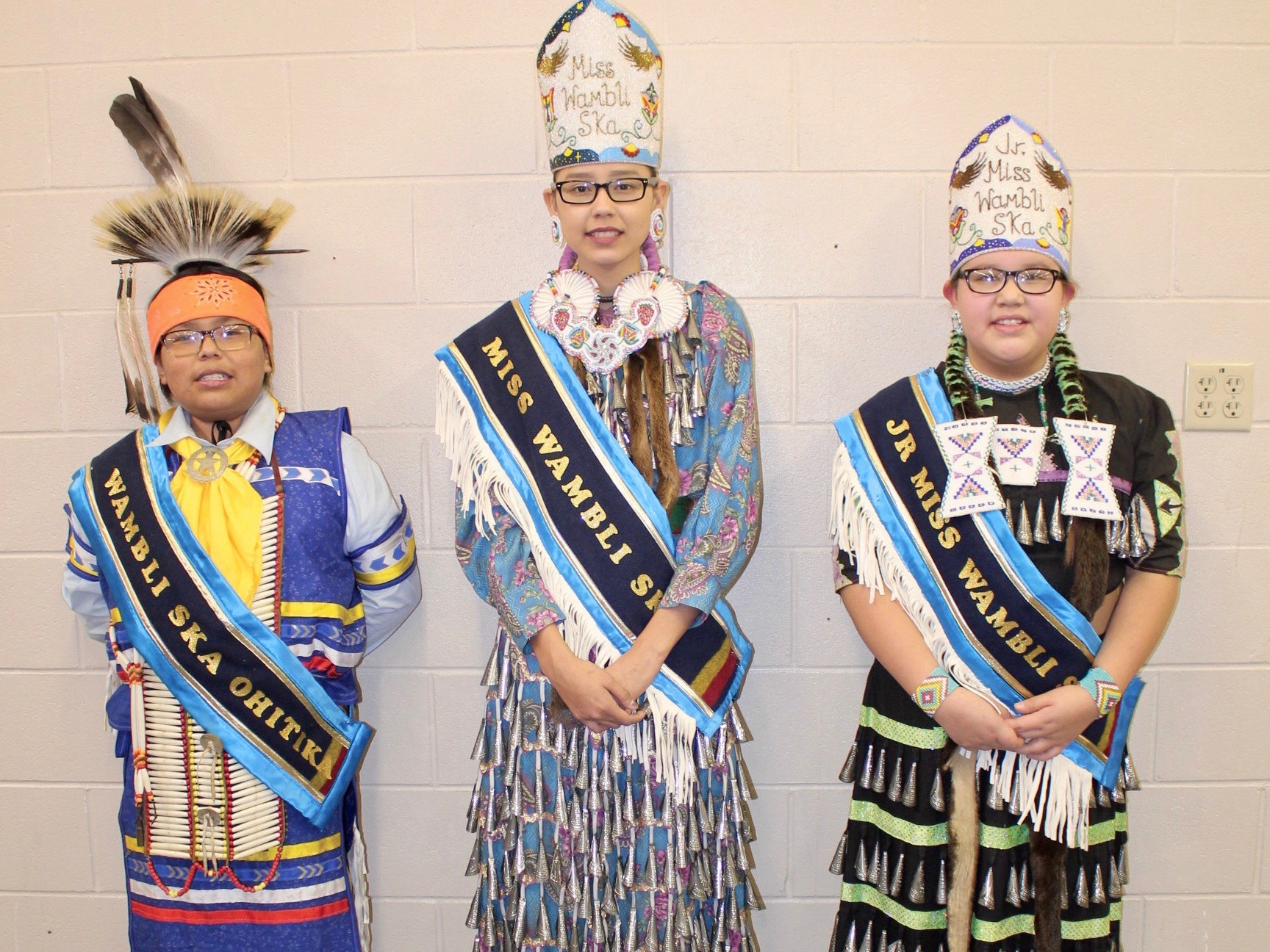 Native Sun News Today: Wambli Ska keeps culture alive for youth
