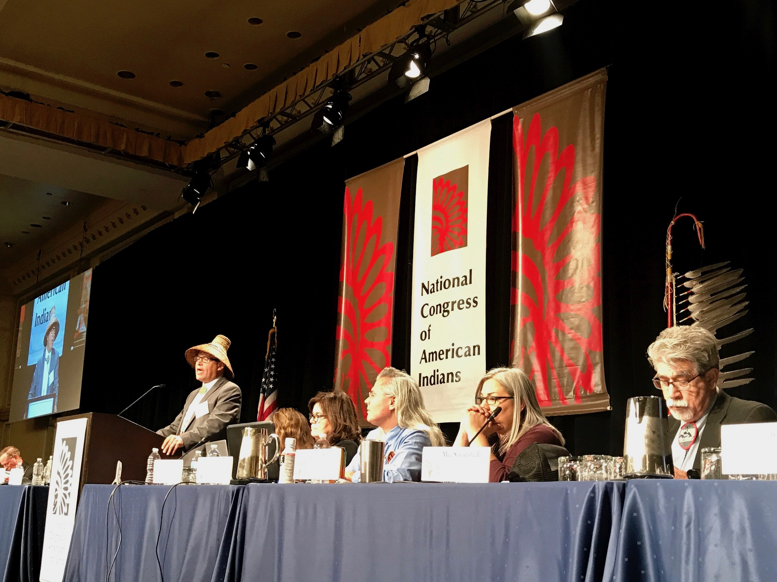 Tribal leaders hear dueling messages on Indian health in the new Donald Trump era