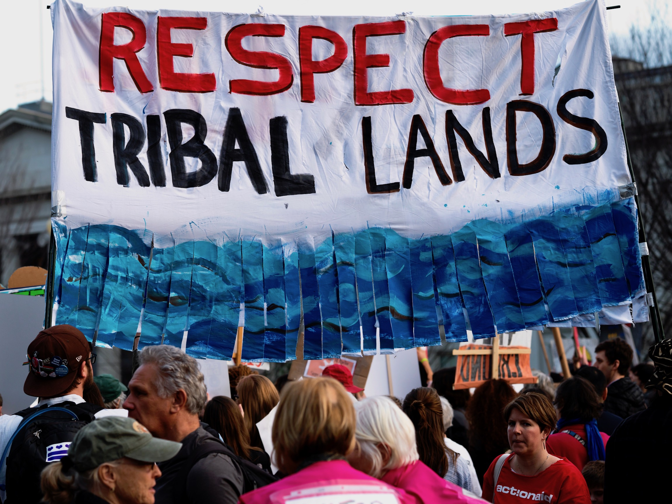 Monte Mills: Tribes turn to courts to battle Dakota Access Pipeline