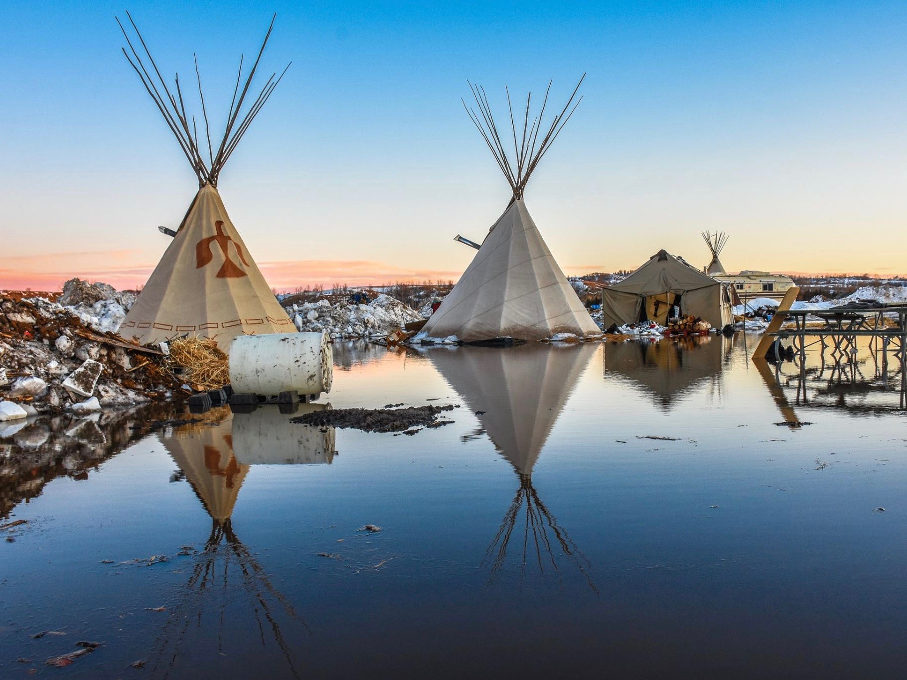 James Giago Davies: Tribes face bigger threat than Dakota Access