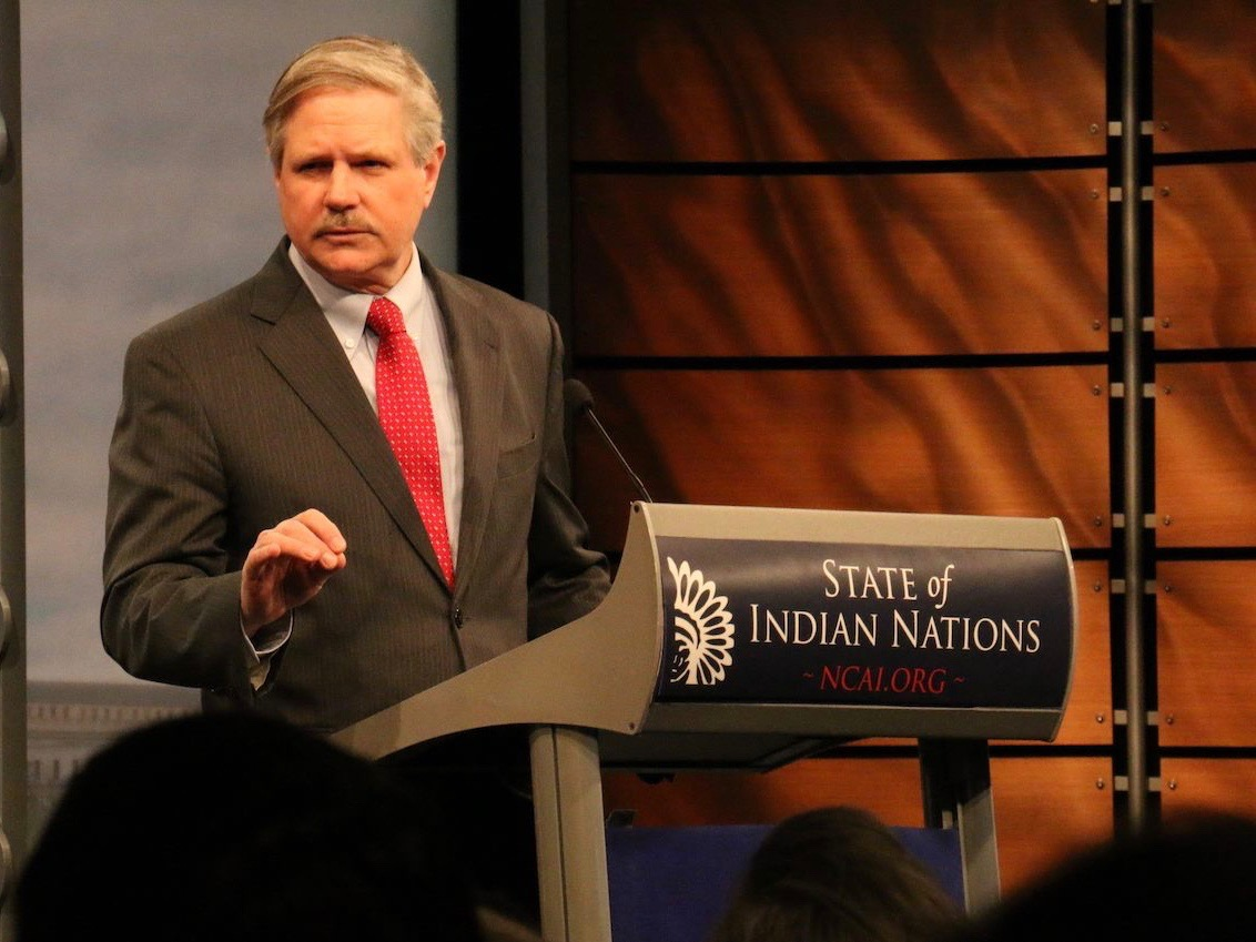 Dina Gilio-Whitaker: Sen. John Hoeven raises red flags in Indian Country