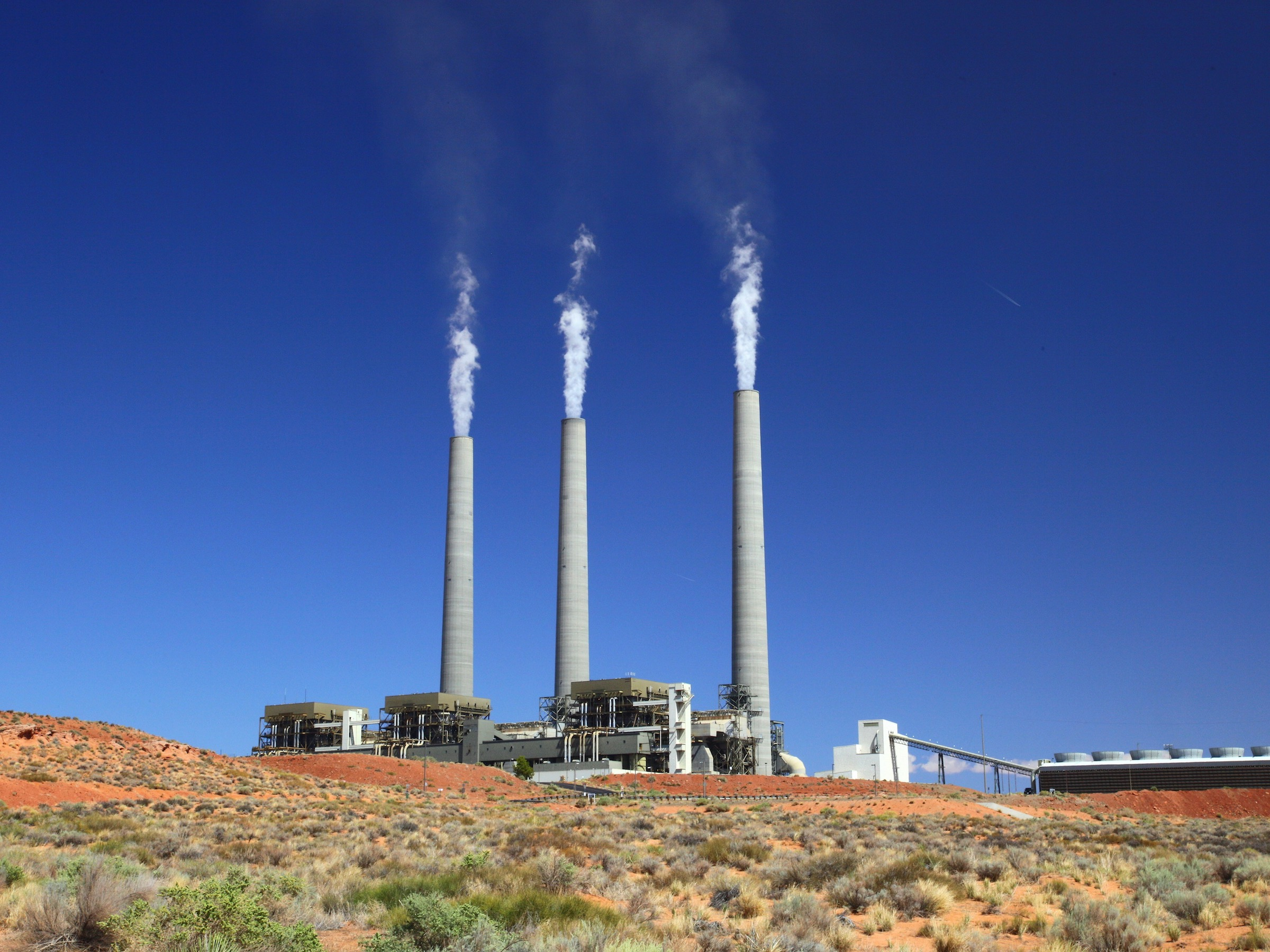 Cronkite News: Navajo Nation still working to save coal power plant