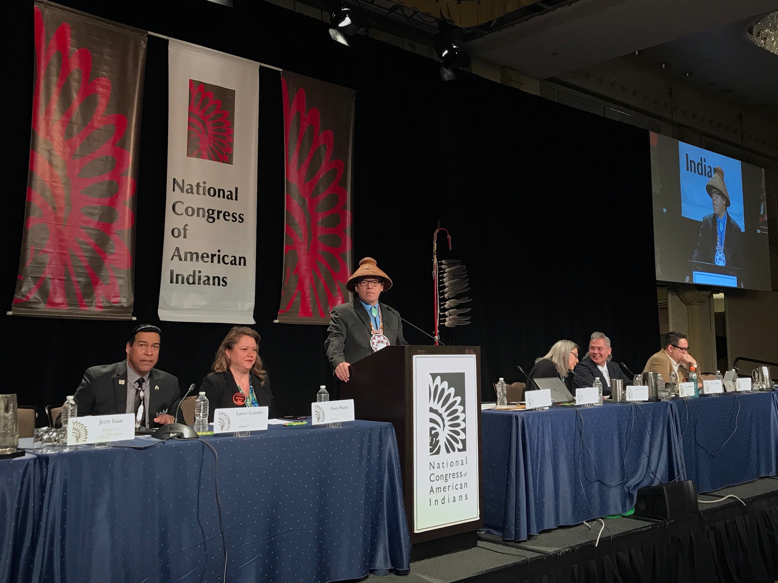 Senate Committee on Indian Affairs sets hearing on Trump administration 'priorities'