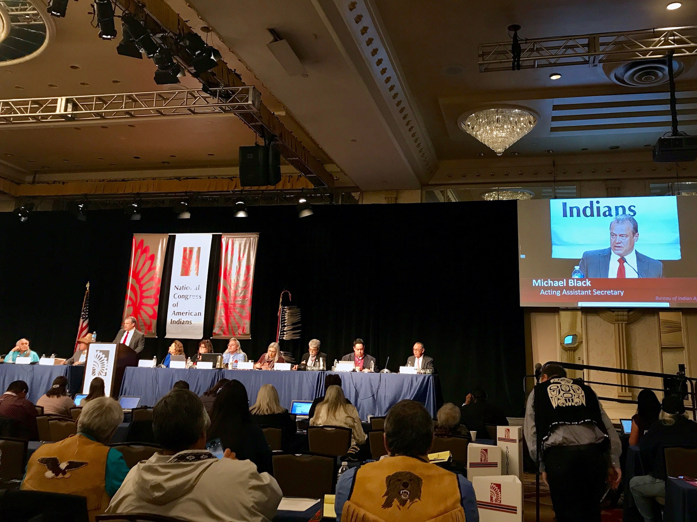 Bureau of Indian Affairs still failing on online security measures