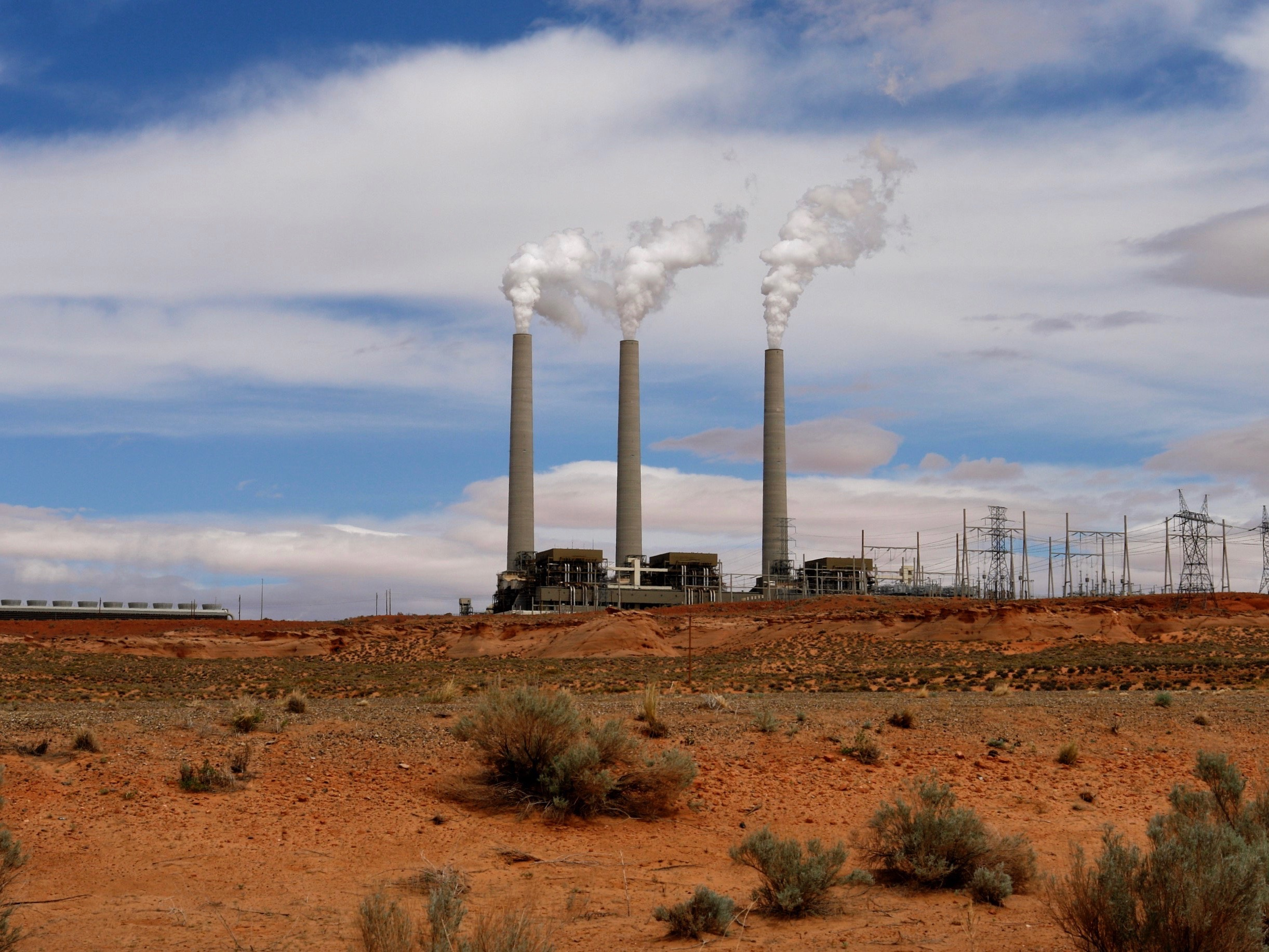 Cronkite News: Power plant closure impacts Hopi and Navajo workers