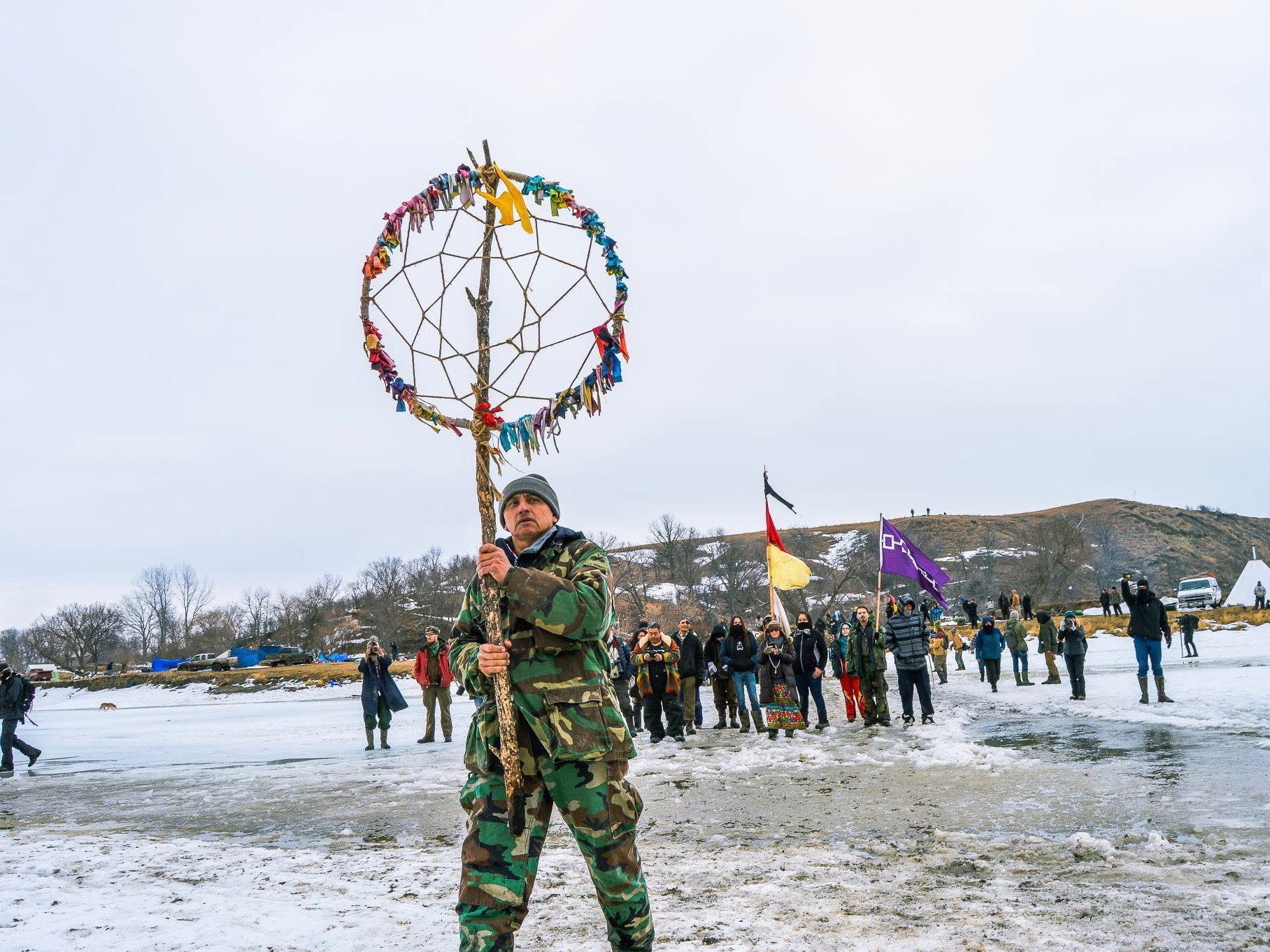 Peter d'Errico: Yankton Sioux Tribe battles Dakota Access in court