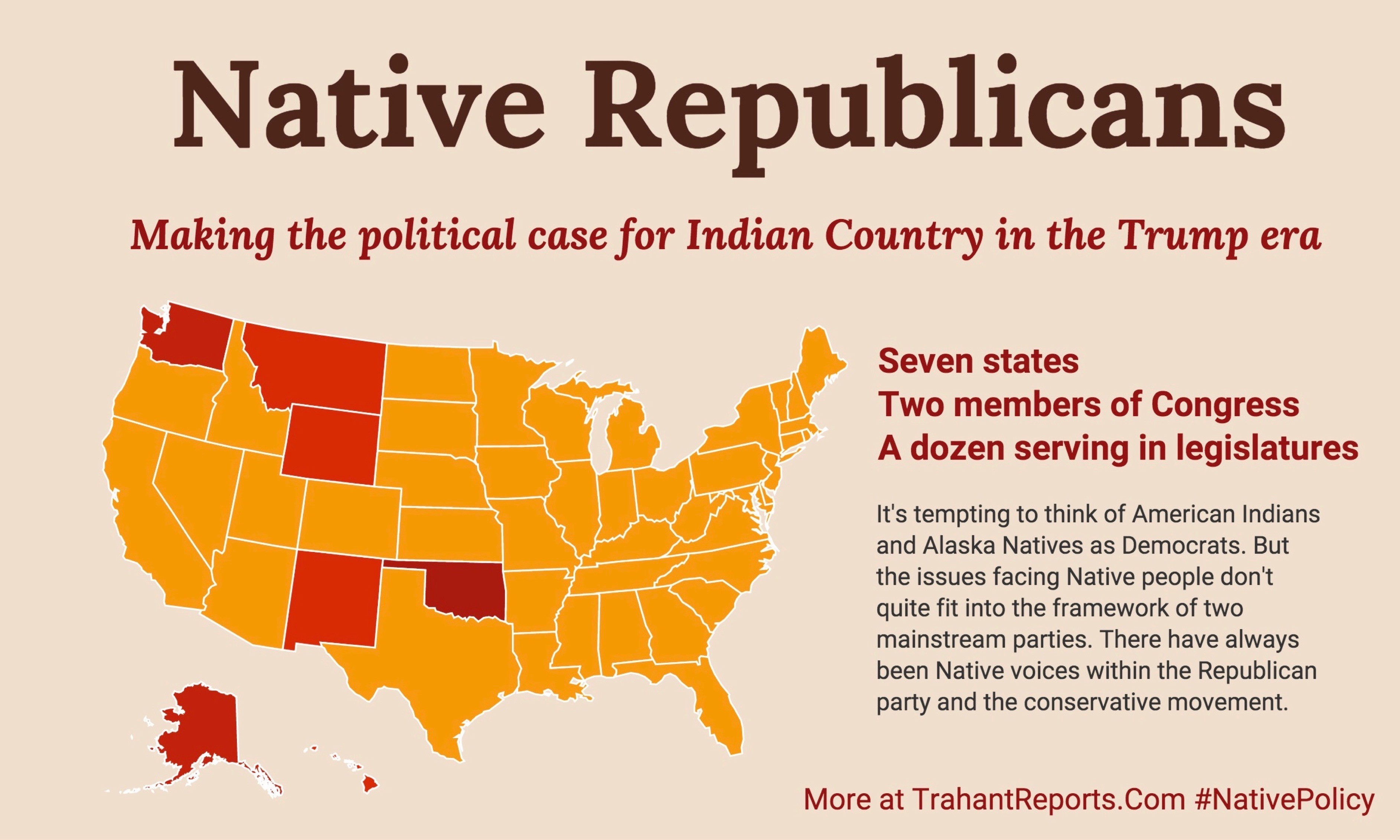 Mark Trahant: Indian Country can't ignore Native Republicans