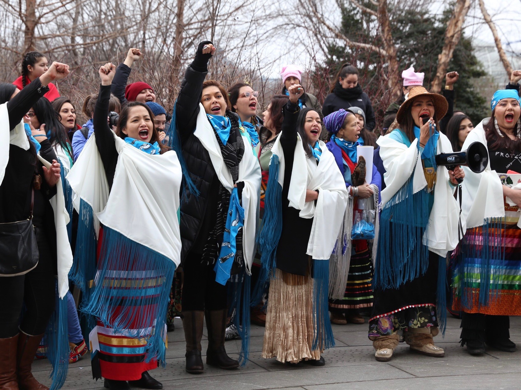 Alex Jacobs: Native women have always been on the frontlines