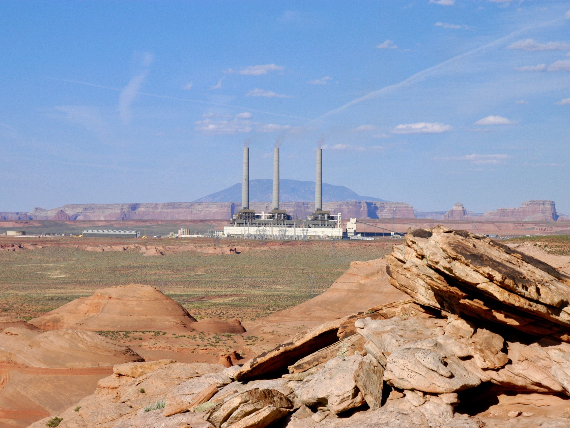 Cronkite News: Navajo Nation remains hopeful about future of coal power plant