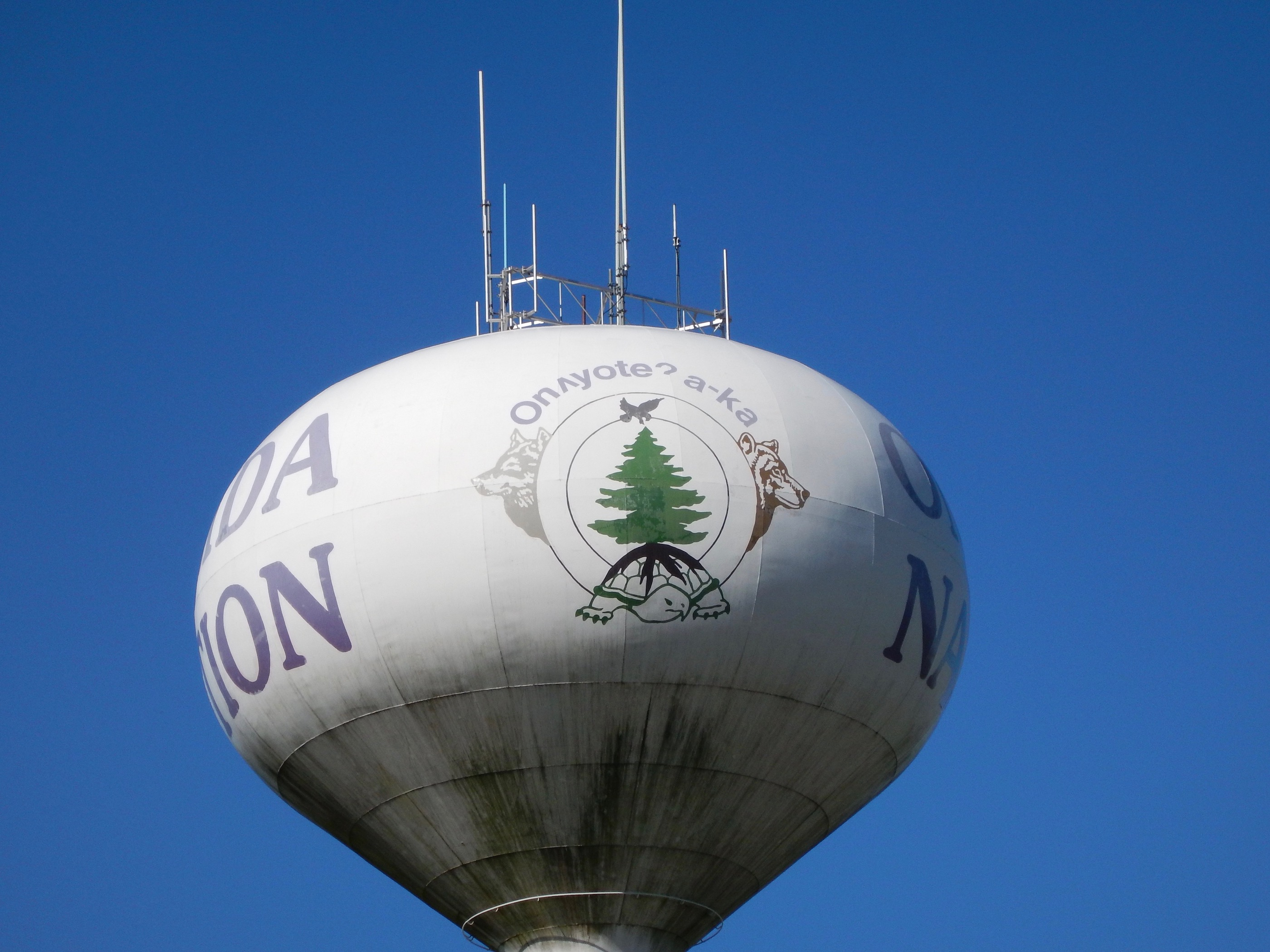 Oneida Nation challenges Oneida Nation over use of 'Oneida' trademarks