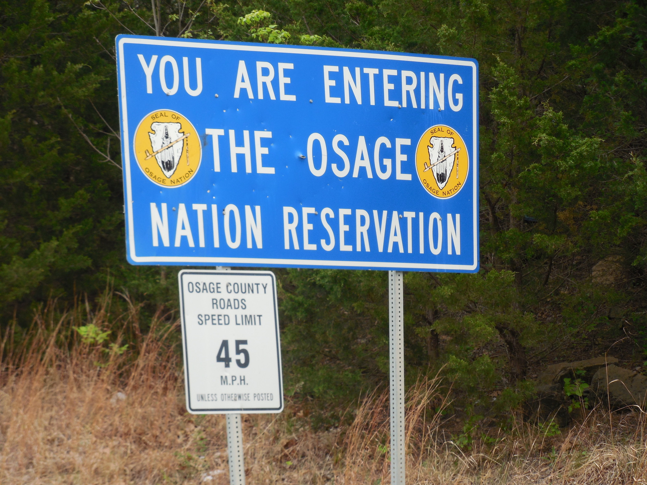 Osage Nation prepared to fight state over water rights on historic reservation
