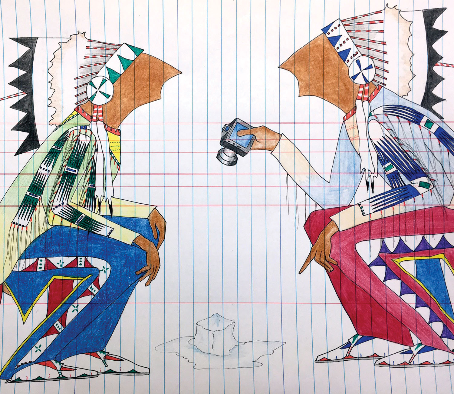 Native Sun News Today Editorial: Just another day of trying to keep up with the Trumps