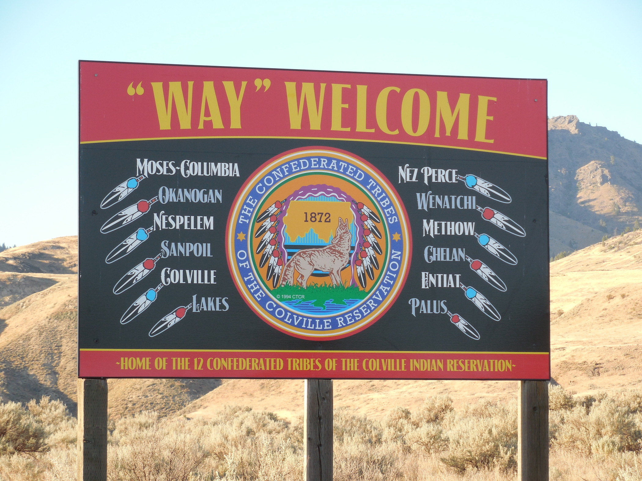 Colville Tribes weigh possible casino on ancestral territory
