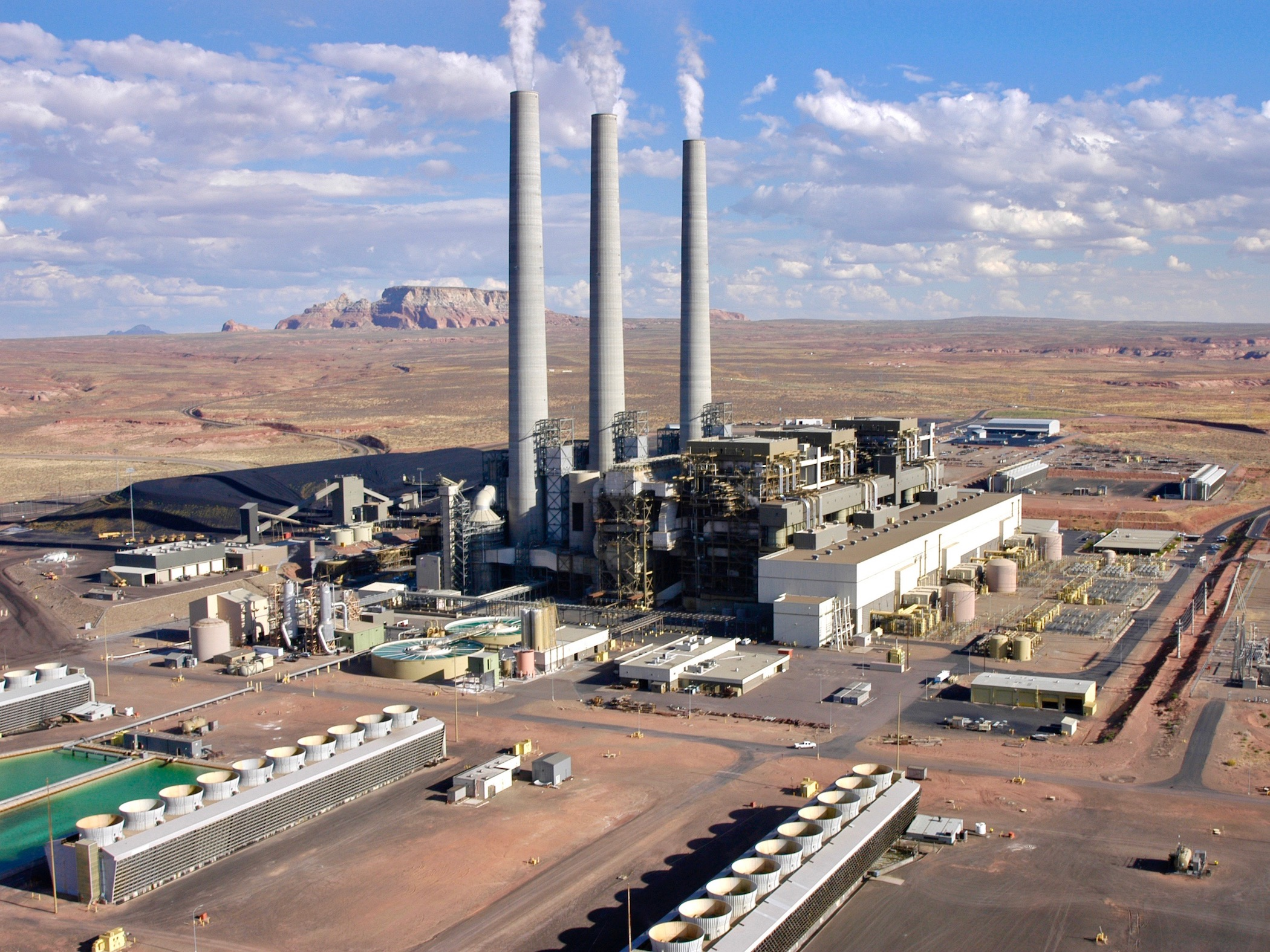Cronkite News: Navajo Nation hails decision on aging power plant