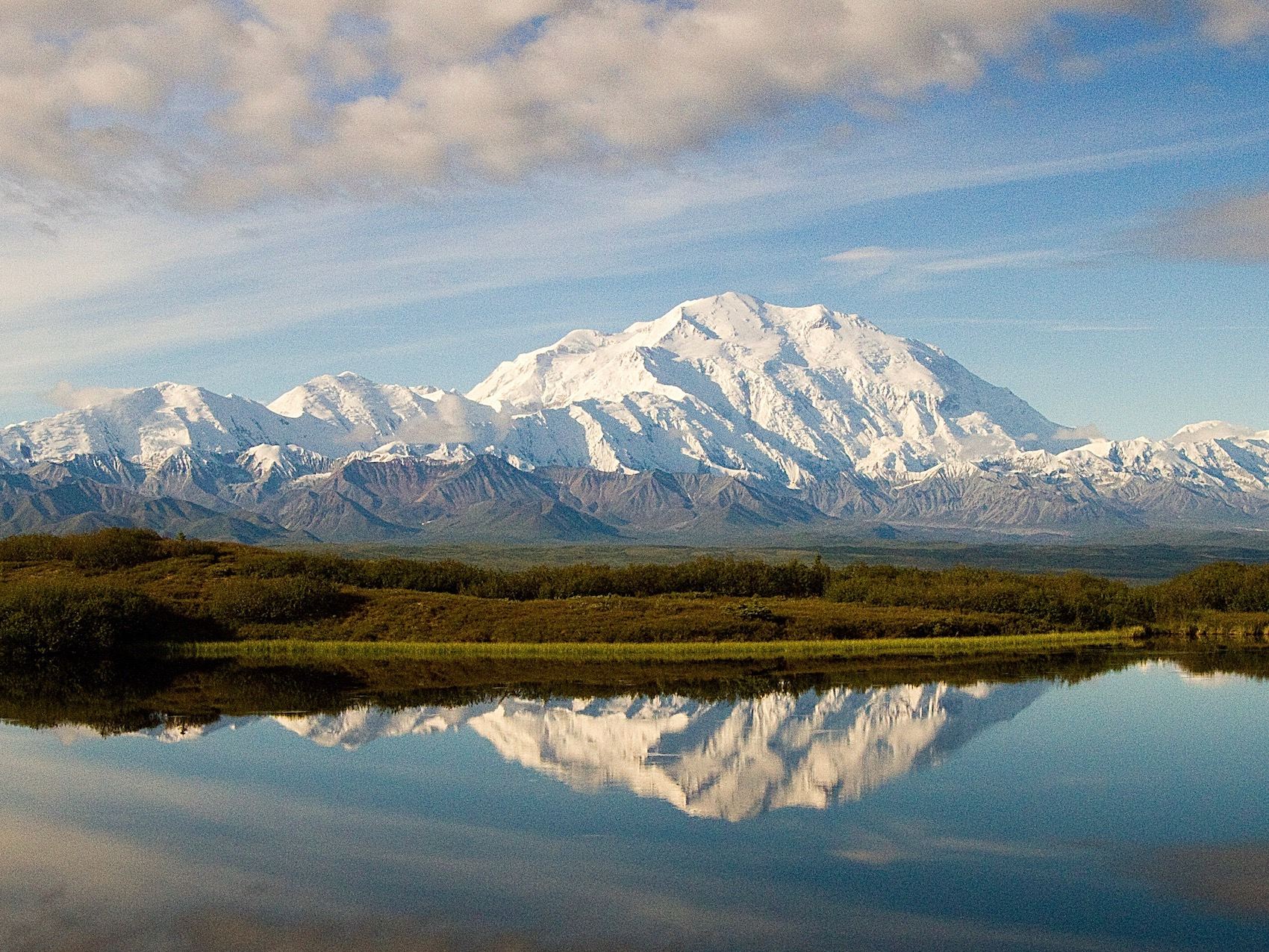 President Trump warned not to revert to non-Native name for Alaska's highest peak