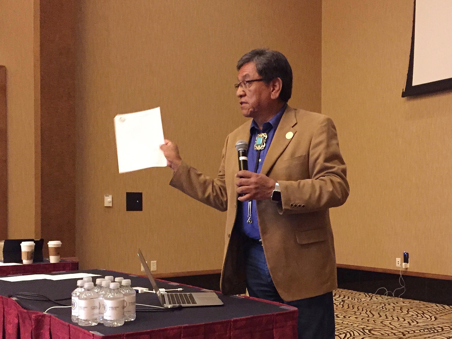 Navajo Nation prevails in dispute over self-determination contract