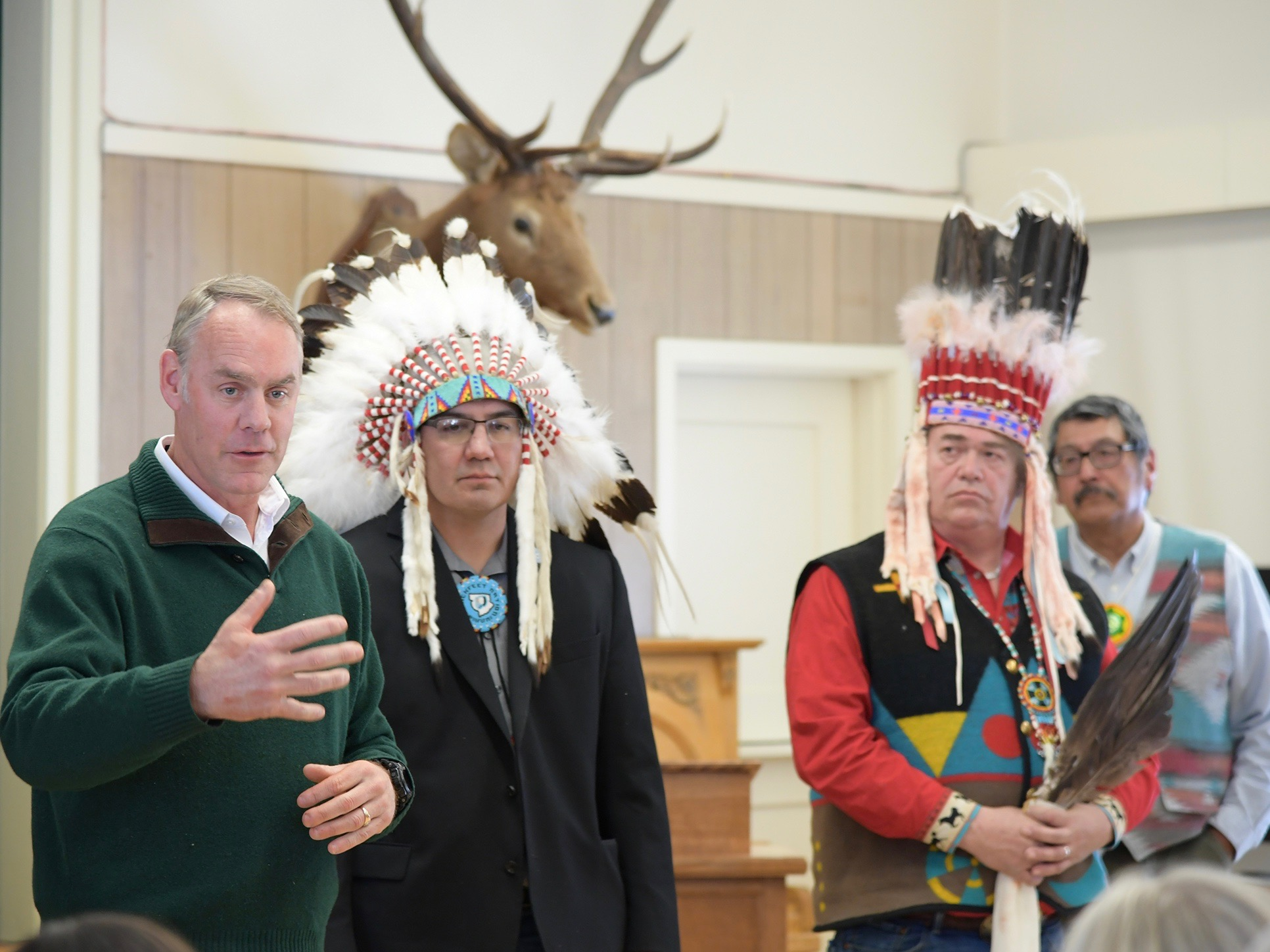 Blackfeet Nation asks citizens to approve water rights compact