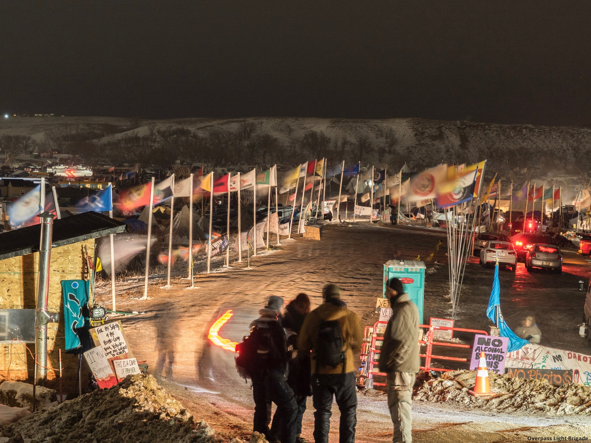 Native reporter Jenni Monet wins award for work at Standing Rock