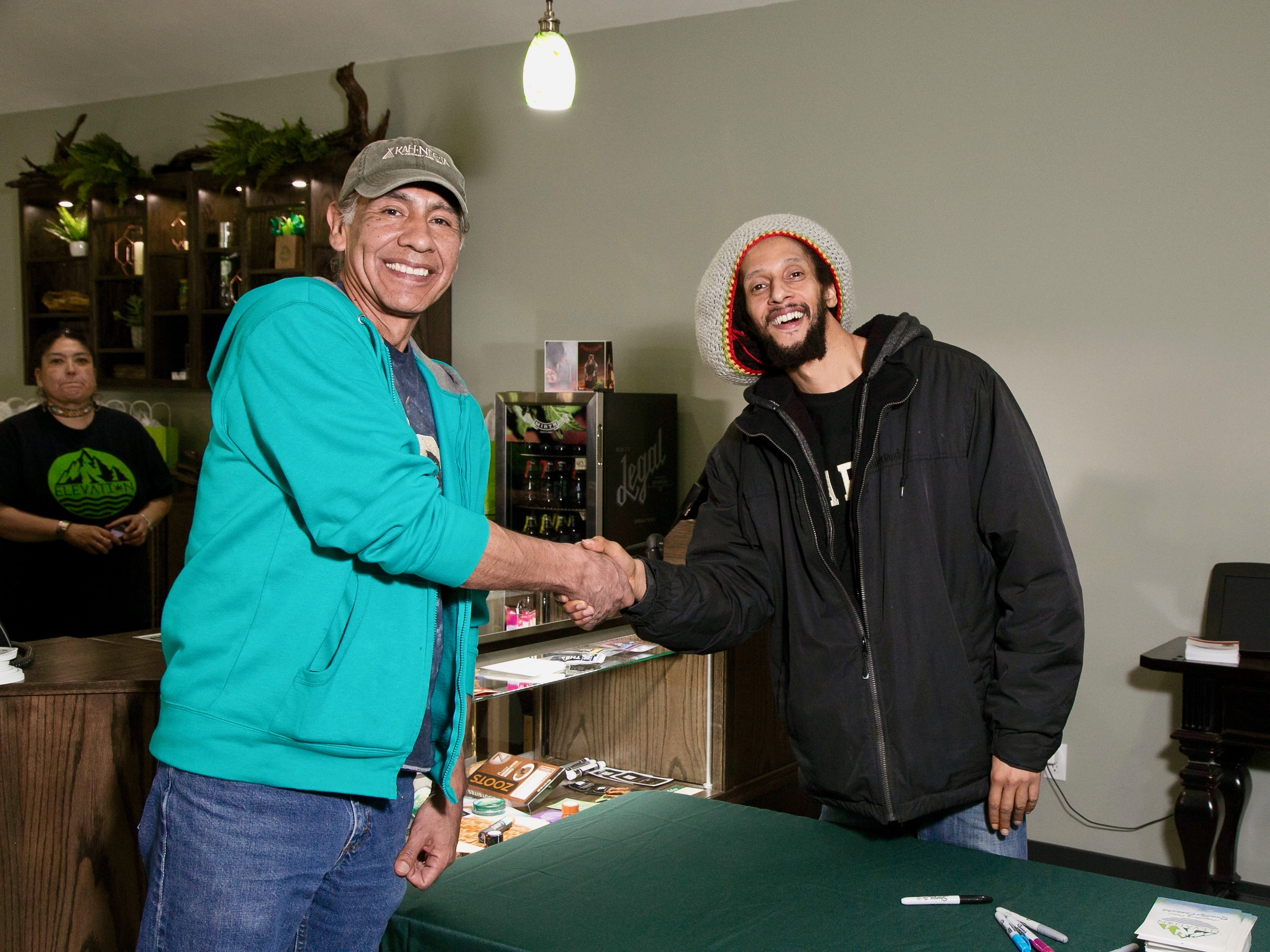 Six more tribes are pursuing marijuana agreements in Washington