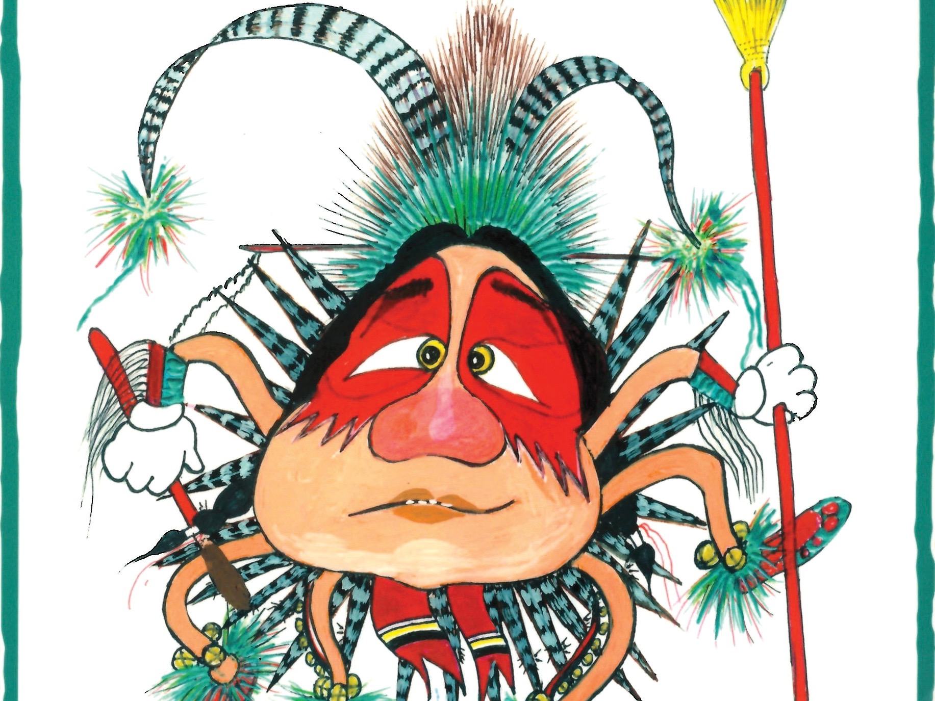 Native Sun News Today: Book shares antics of Iktomi the trickster