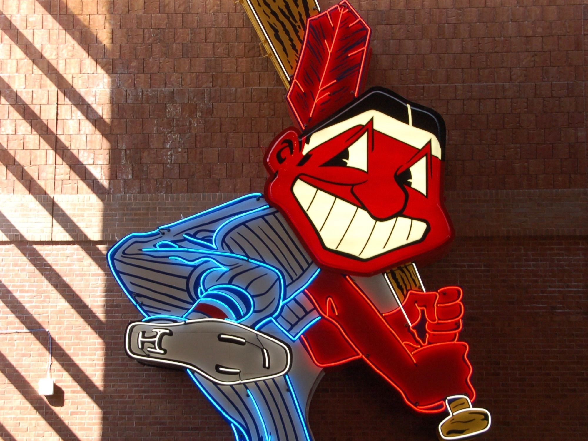 Professional baseball team feels pressure to drop racist mascot