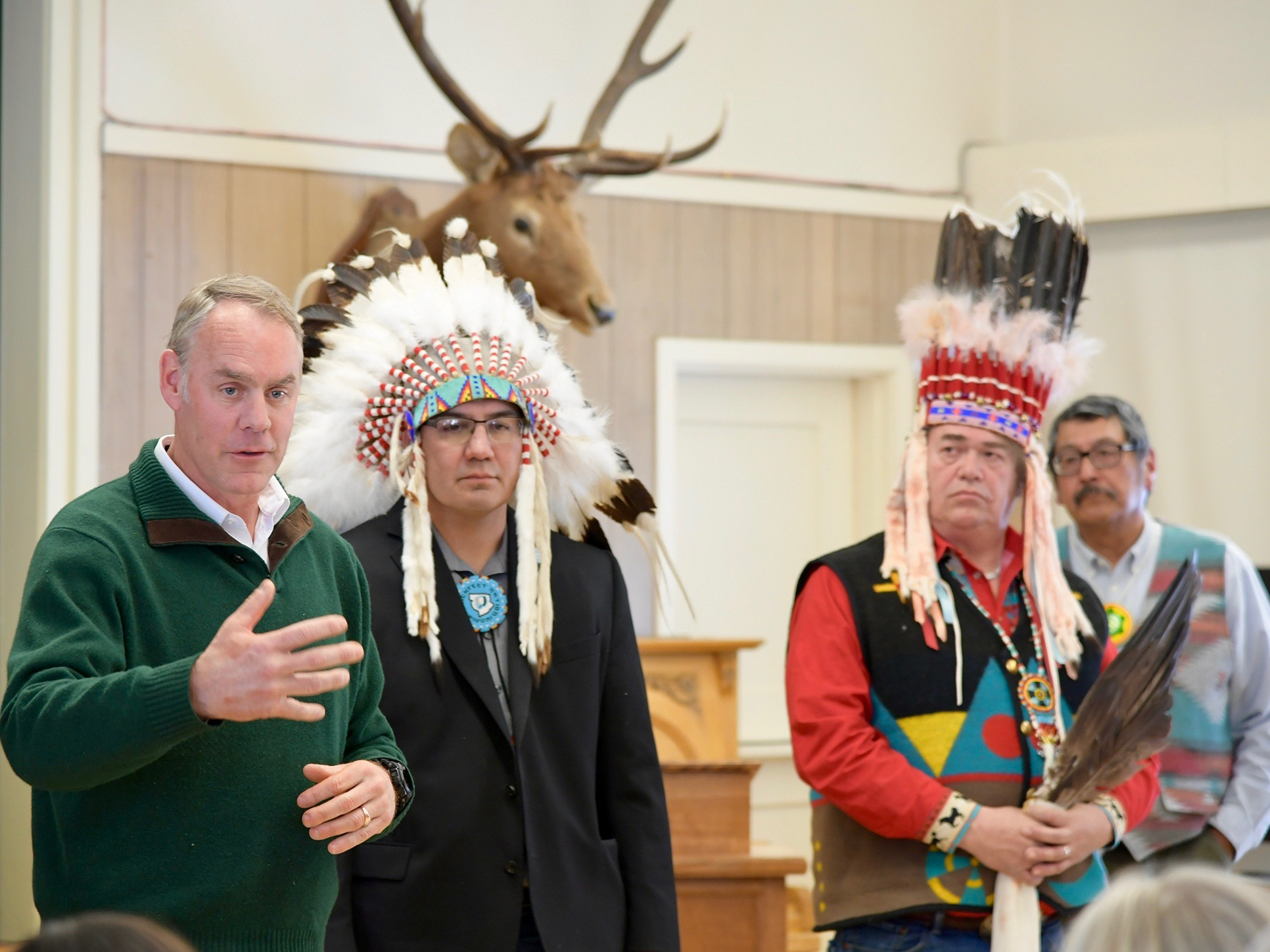 Blackfeet Nation citizens approve historic water rights settlement