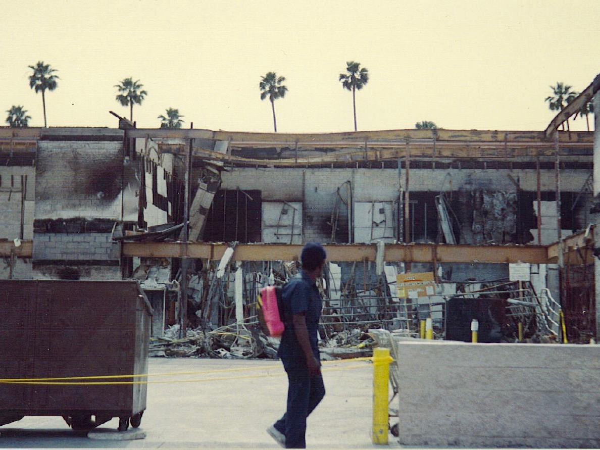 Gary DuBois: Tribal spirit saved lives during 1992 Los Angeles riots