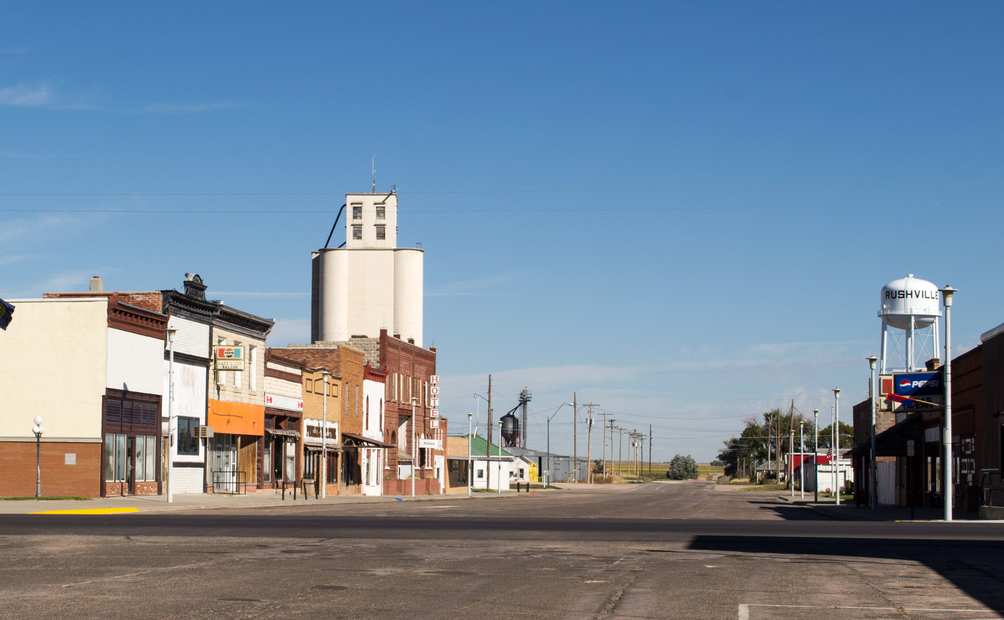 Whiteclay goes quiet as liquor stores near reservation ...